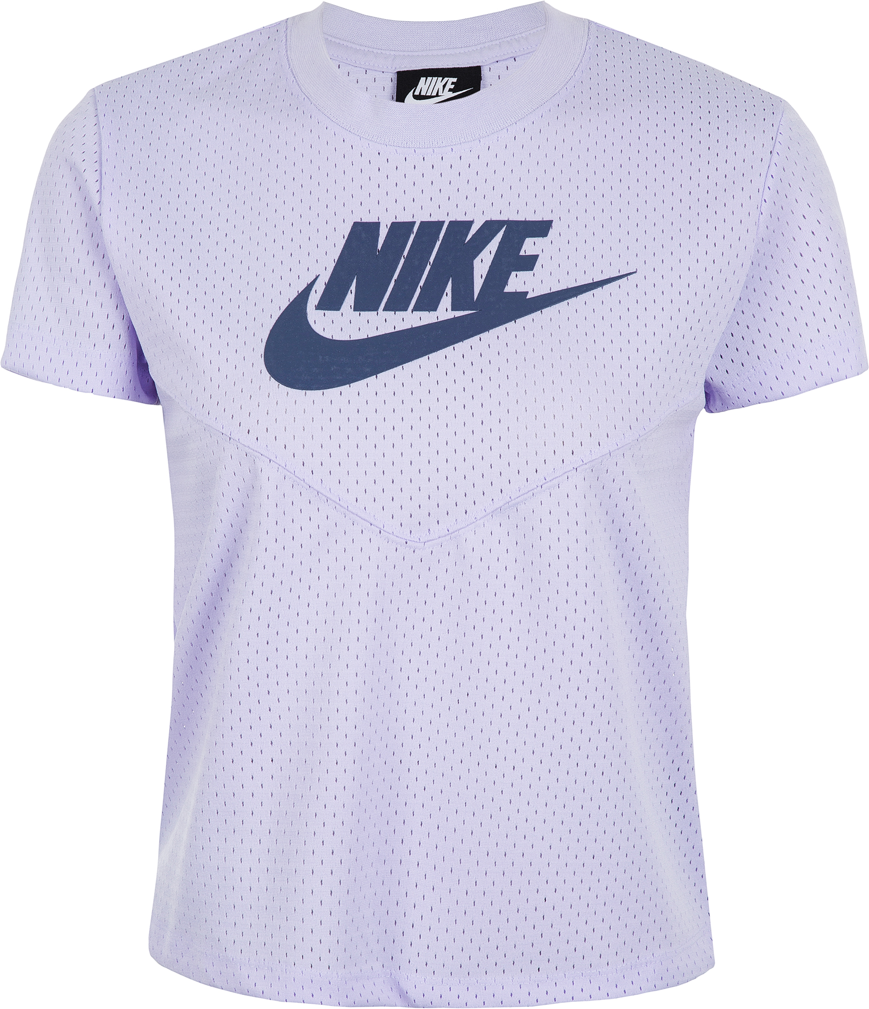 цена Nike Футболка женская Nike Heritage, размер 42-44 онлайн в 2017 году