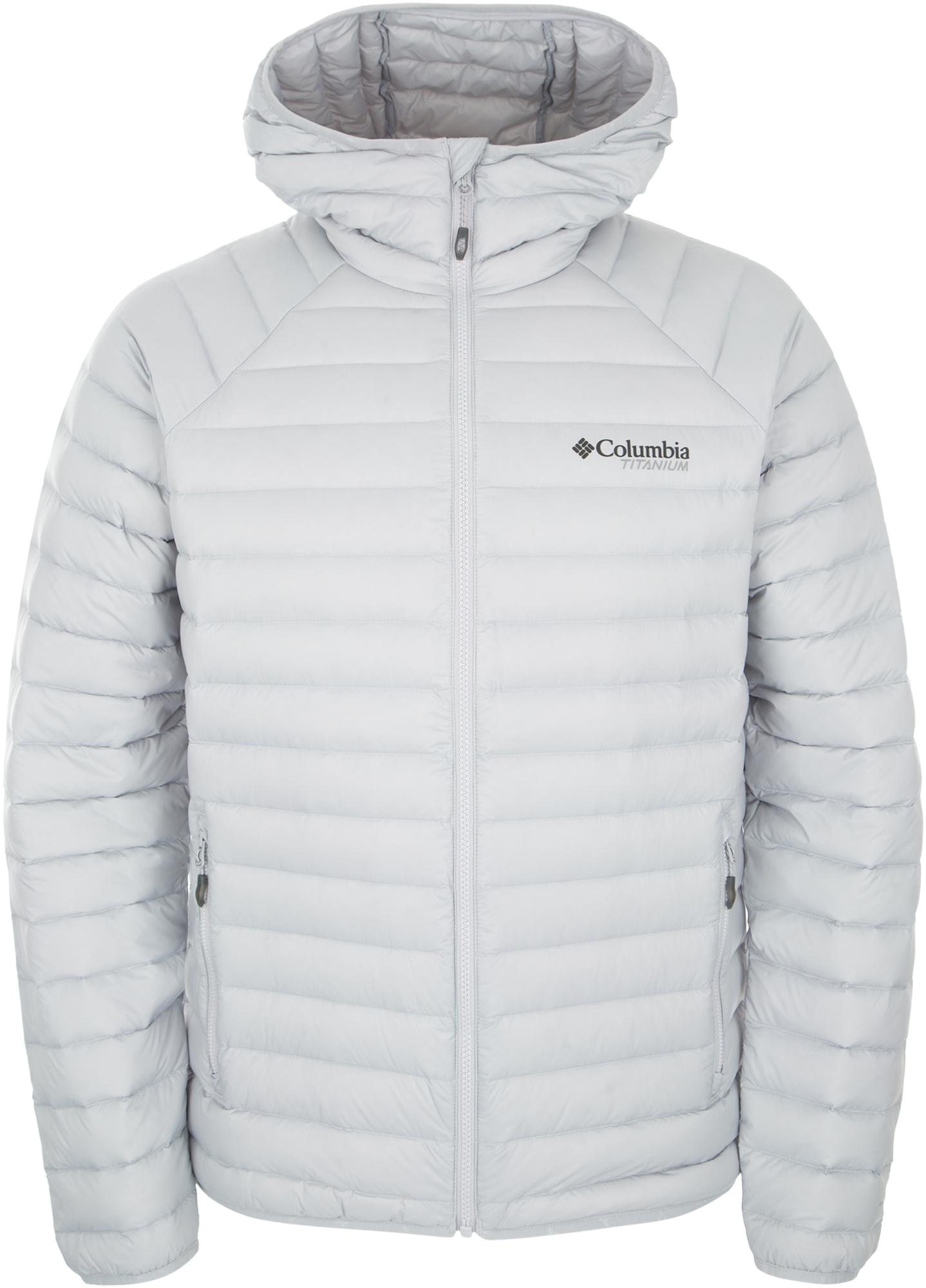 Columbia Куртка пуховая мужская Alpha Trail, размер 46