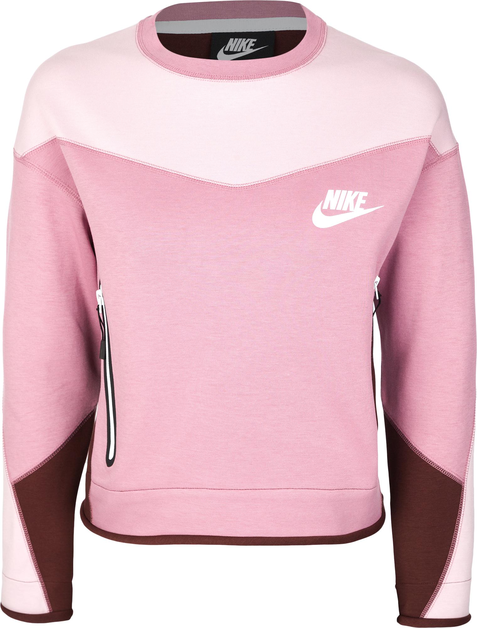 Nike Джемпер женский Nike Sportswear Tech, размер 46-48