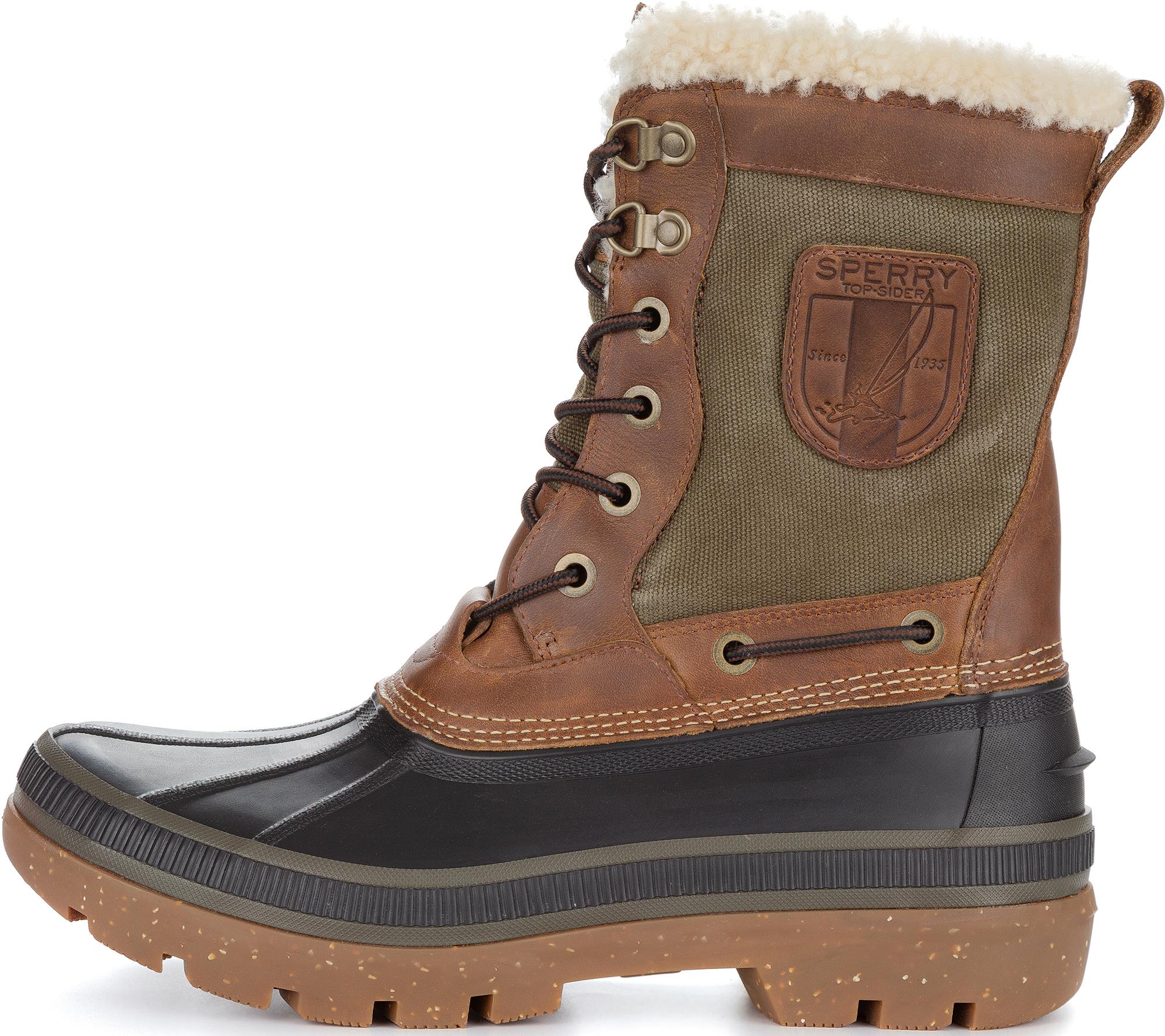 цена Sperry Ботинки утепленные мужские SPERRY Ice Bay Tall Boot, размер 43