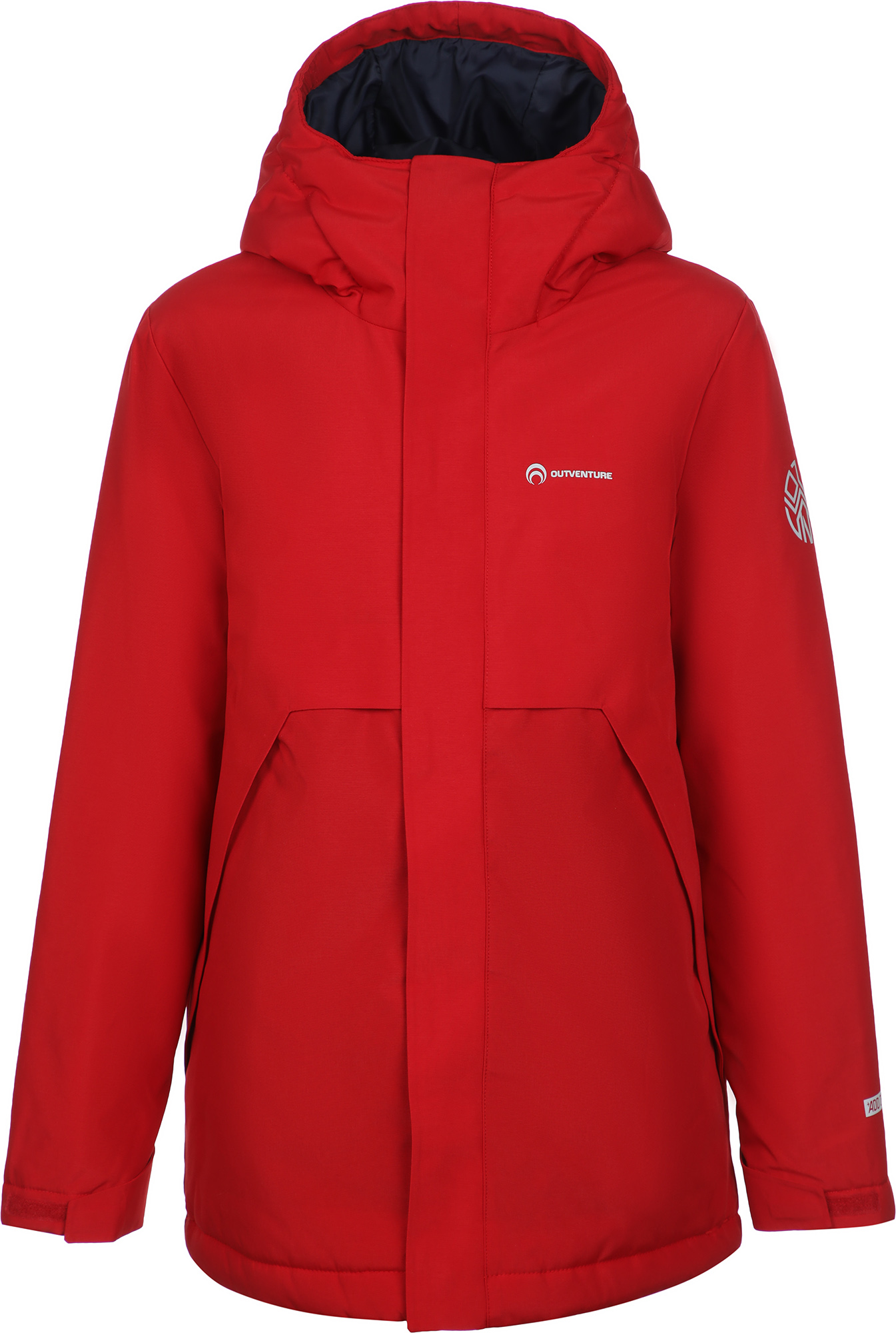 Фото - Outventure Куртка утепленная для мальчиков Outventure, размер 152 outventure куртка утепленная для девочек outventure размер 134