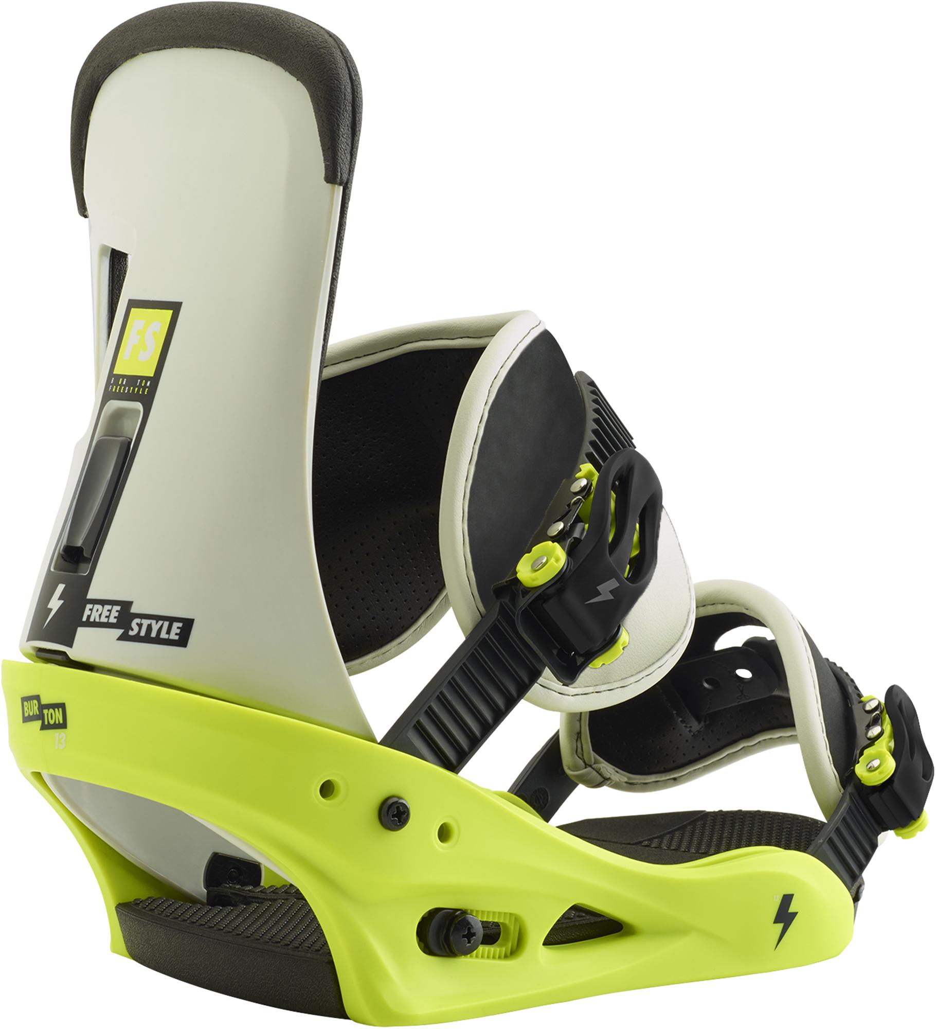 Burton Крепления сноубордические Burton Freestyle цена