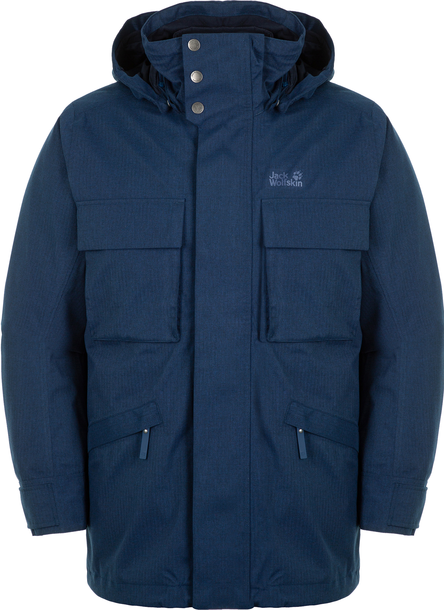 Jack Wolfskin Куртка 3 в 1 мужская Takamatsu, размер 58