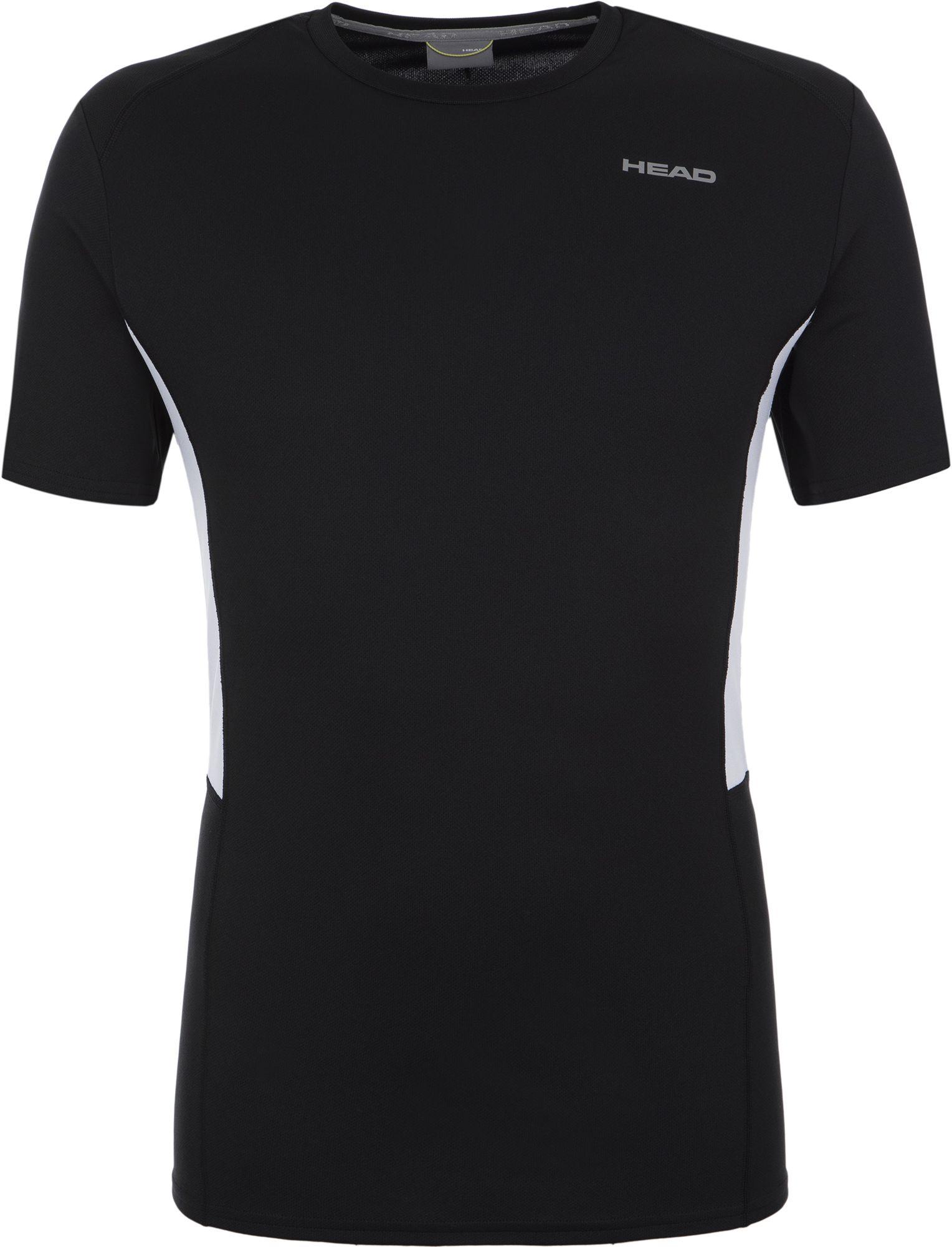 Head Футболка мужская Head Club Tech, размер 50 head шорты мужские head club shorts размер 52