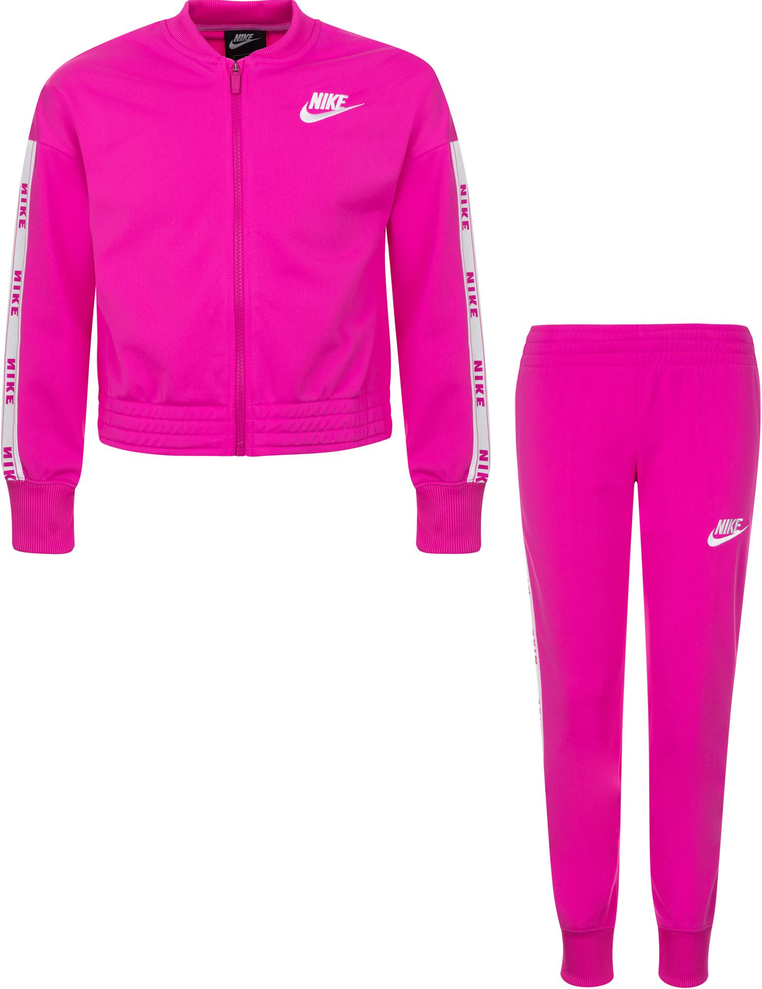 Nike Костюм для девочек Sportswear, размер 156-164