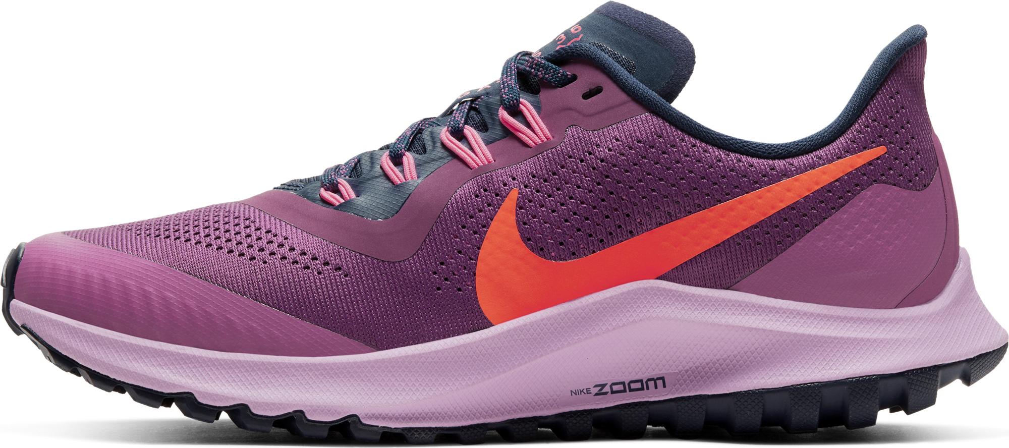 Фото - Nike Кроссовки женские Nike Air Zoom Pegasus 36 Trail, размер 37 кроссовки nike sb zoom stefan janoski