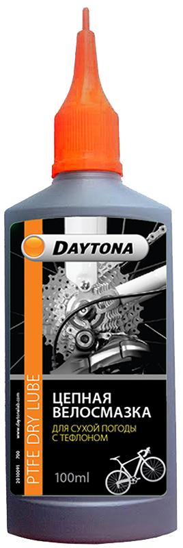 Daytona Цепная смазка для сухой погоды с тефлоном 100 мл Daytona