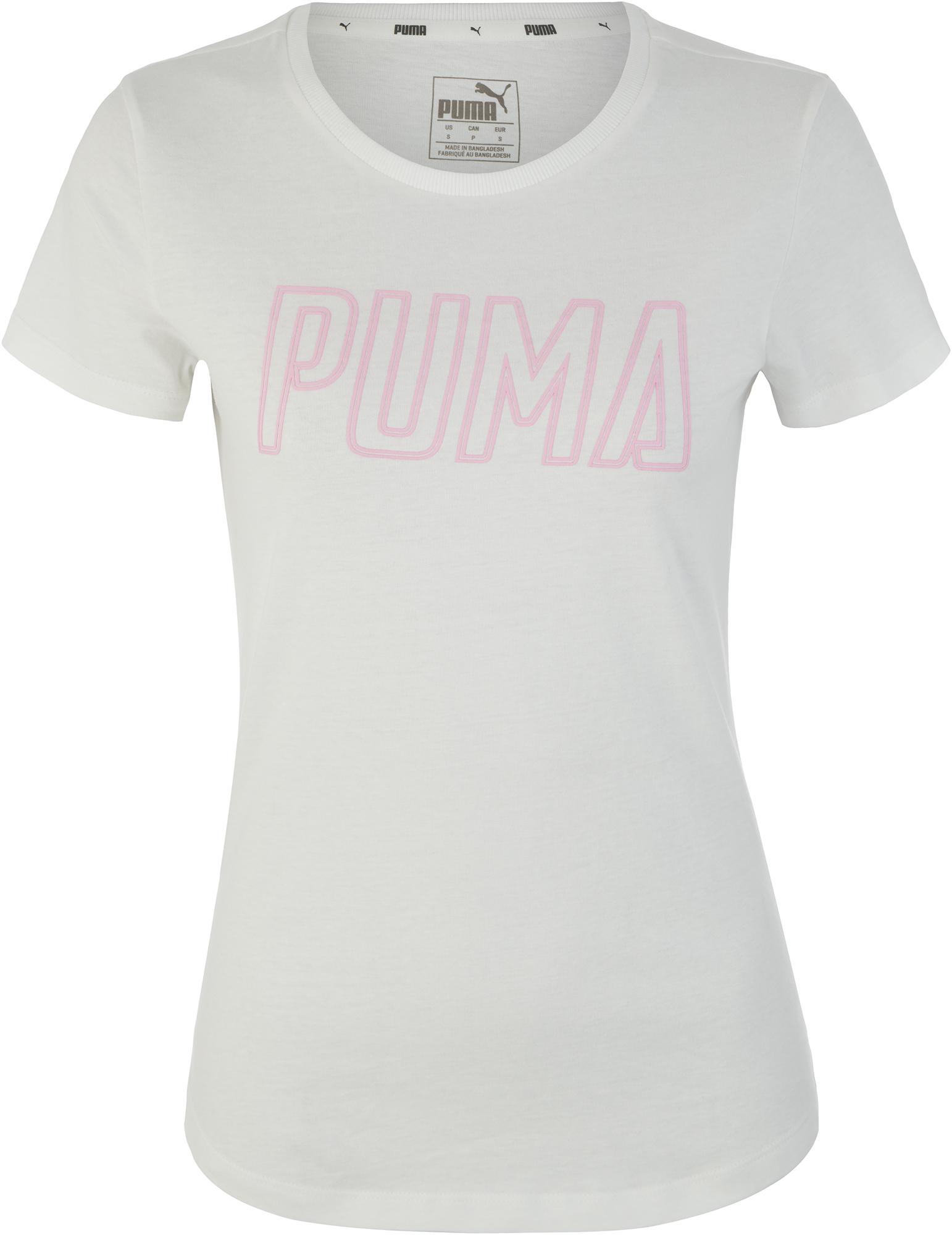 Puma Футболка женская Puma Athletics, размер 46-48