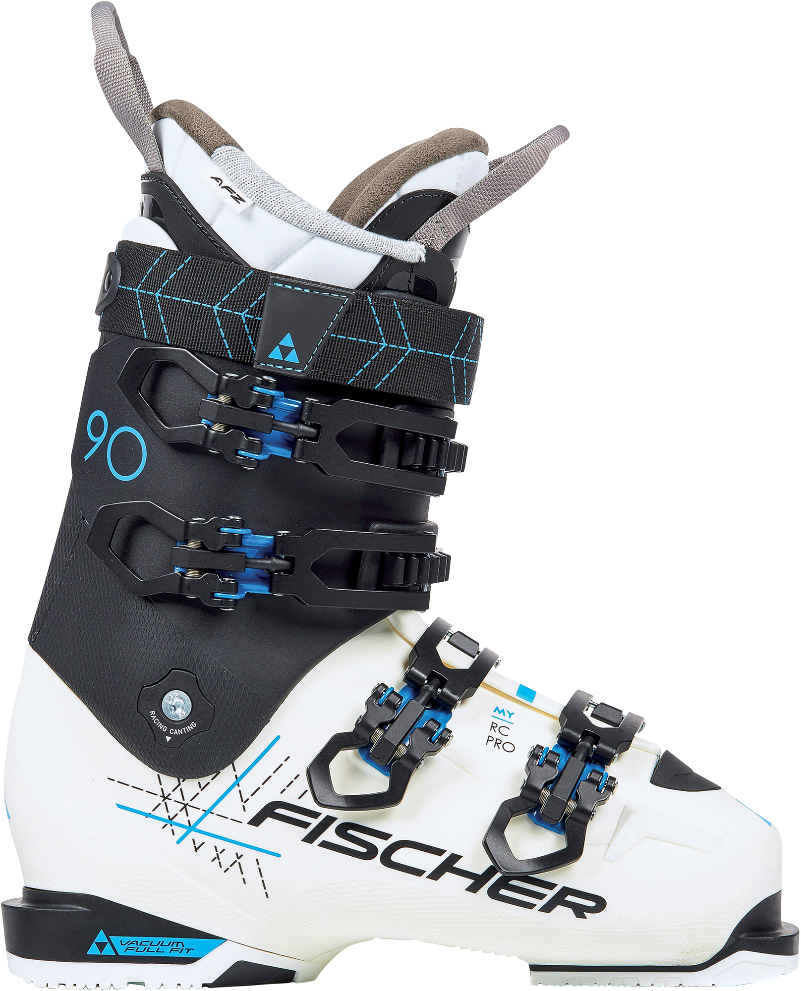 Fischer Ботинки горнолыжные женские Fischer My Rc Pro 90 Vacuum Full Fit, размер 38,5