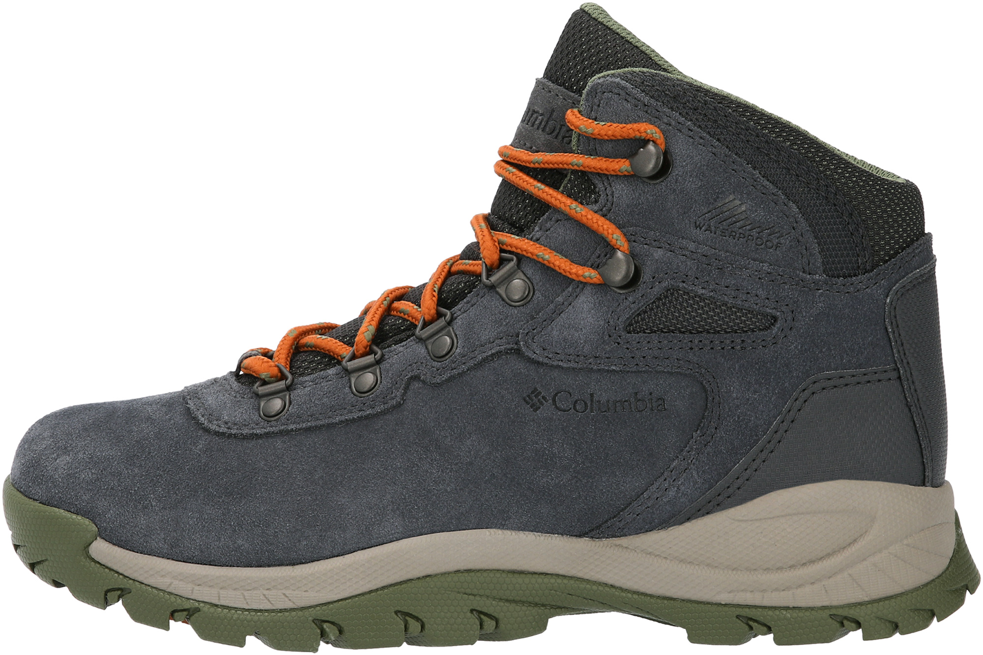 Фото - Columbia Ботинки женские Columbia Newton Ridge™ Plus Waterproof Amped, размер 40 columbia ботинки для мальчиков columbia youth newton ridge размер 37 5