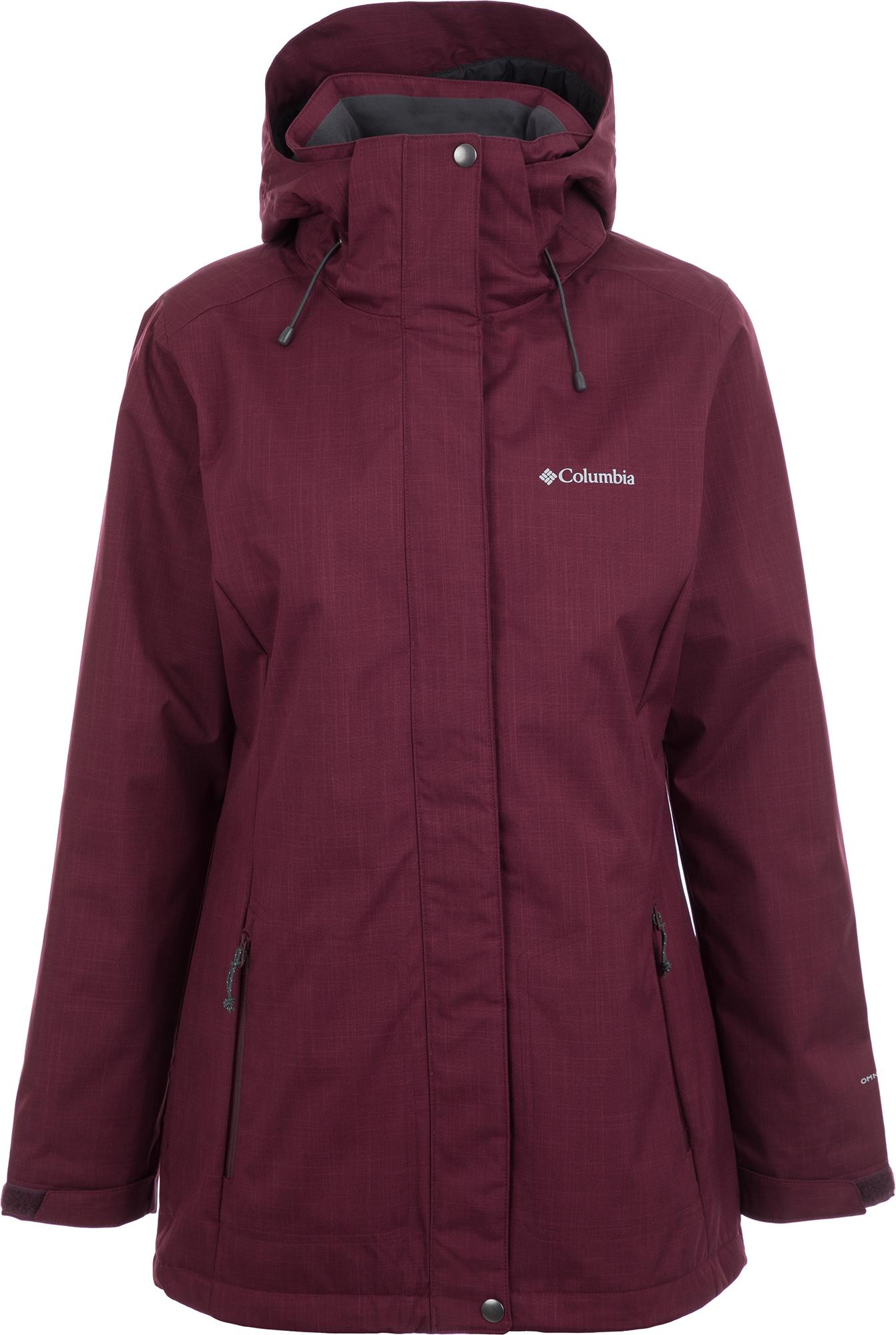 Columbia Куртка утепленная женская  Icy Cape Insulated, размер 48
