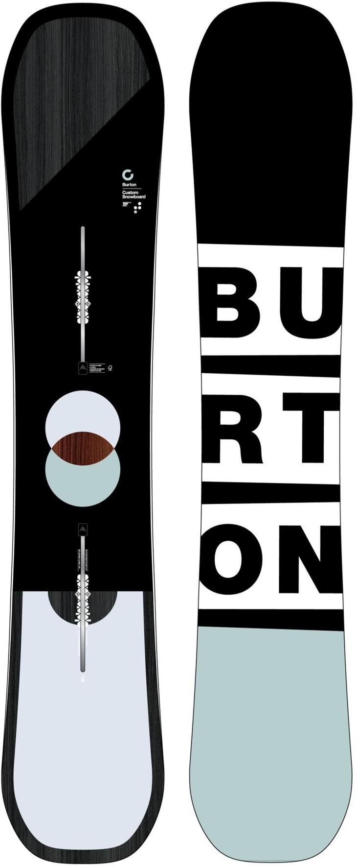 Burton CUSTOM FLYING V (19-20)