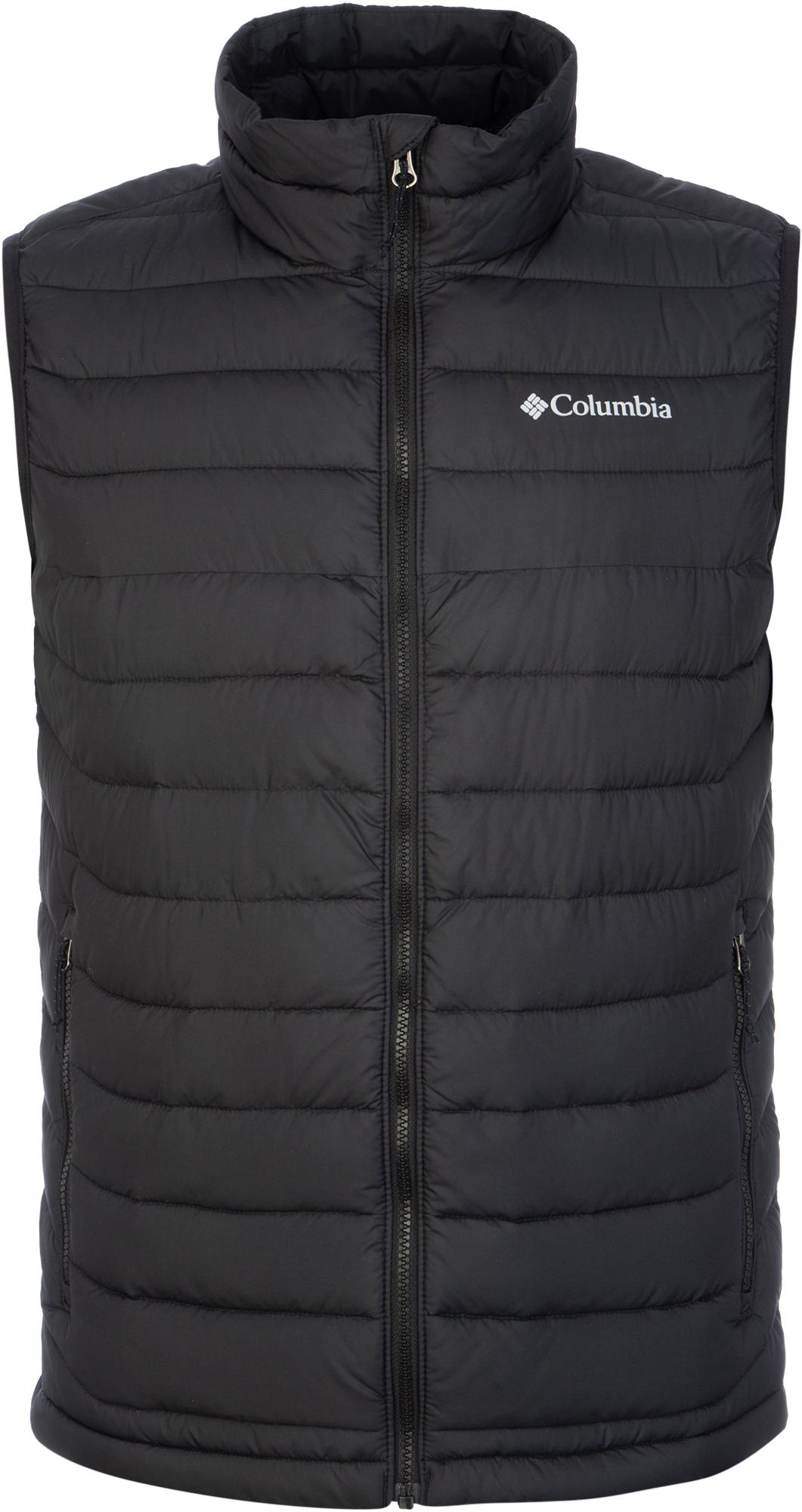 Columbia Жилет утепленный мужской Powder Lite, размер 56-58