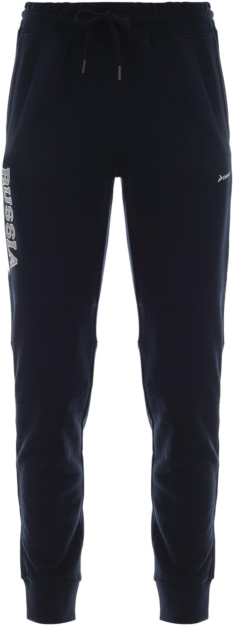 Demix Брюки мужские Demix, размер 58 брюки спортивные мужские red n rock s цвет черный 21m rr 519 размер 58