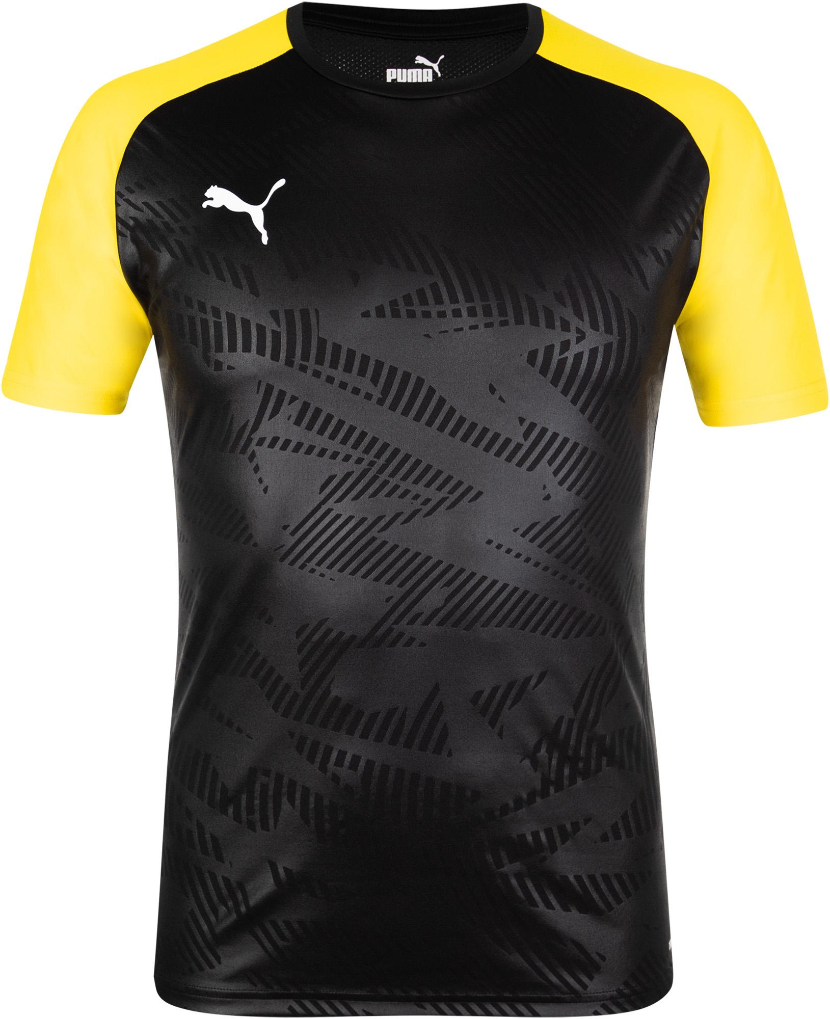 Puma Футболка мужская Puma, размер 46-48 цена 2017