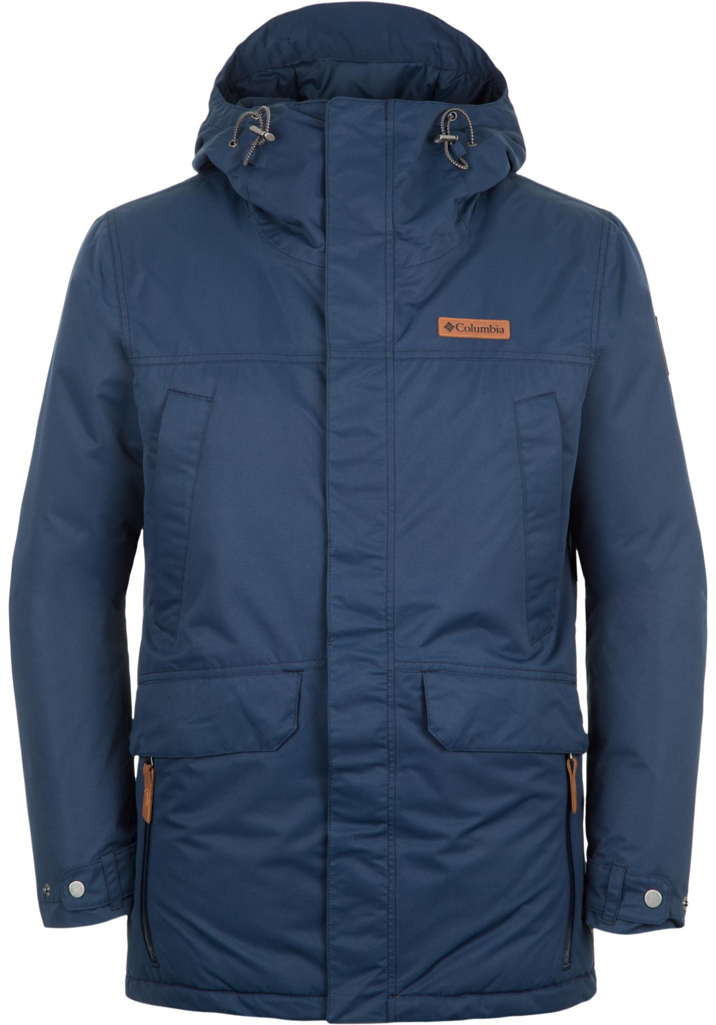 Columbia Куртка пуховая мужская South Canyon, размер 56