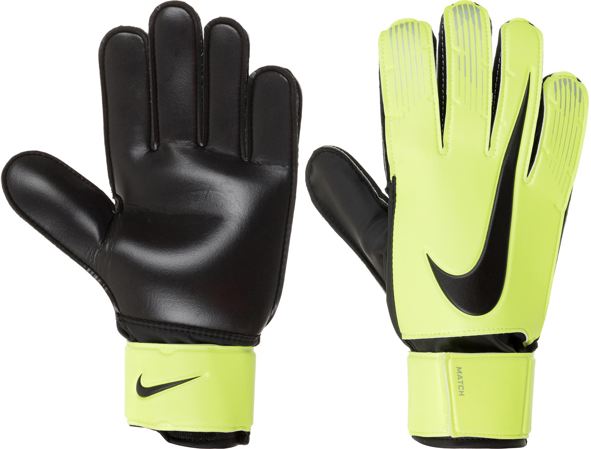 Nike Перчатки вратарские Nike Match Goalkeeper, размер 11 цена
