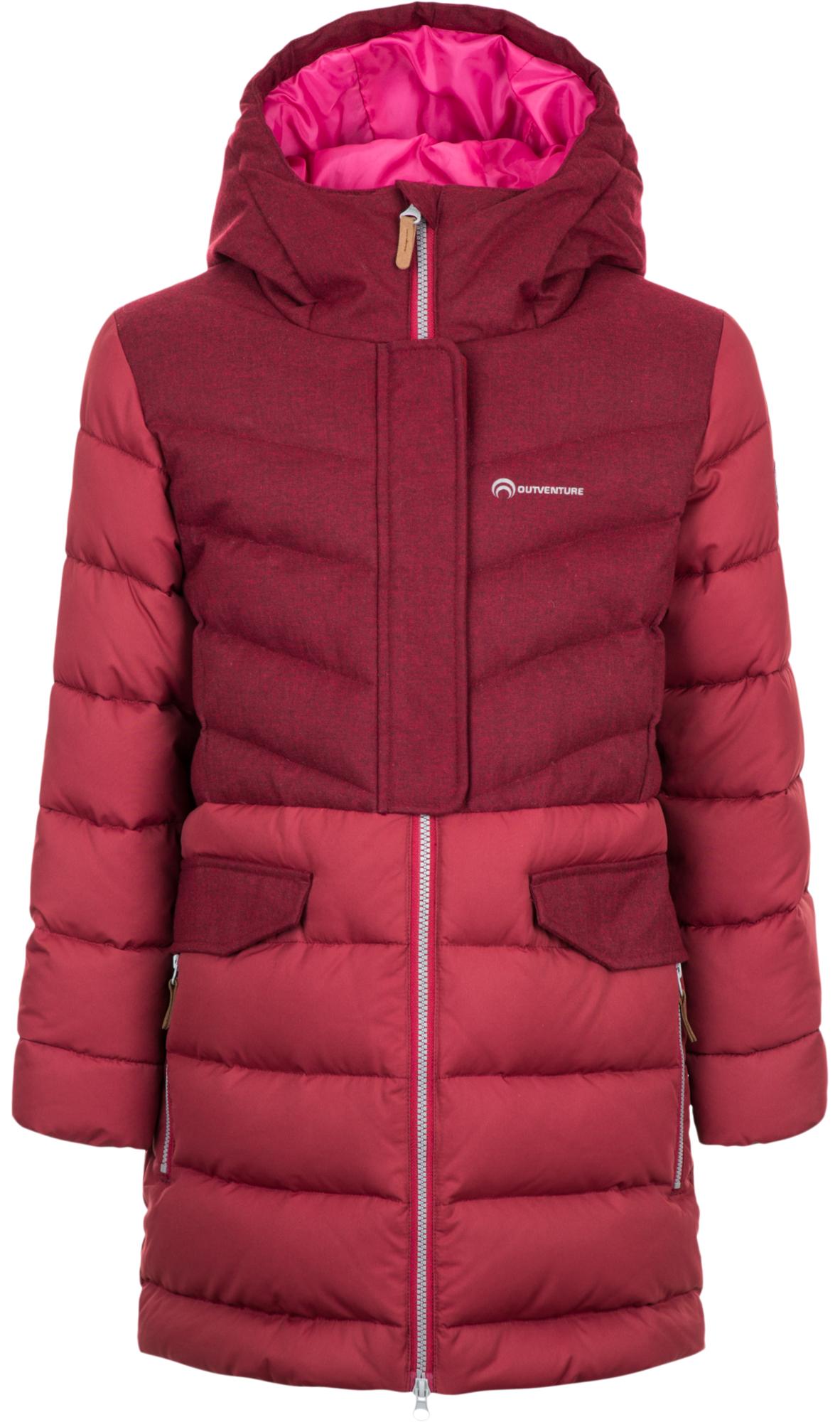 Outventure Куртка пуховая для девочек Outventure, размер 158