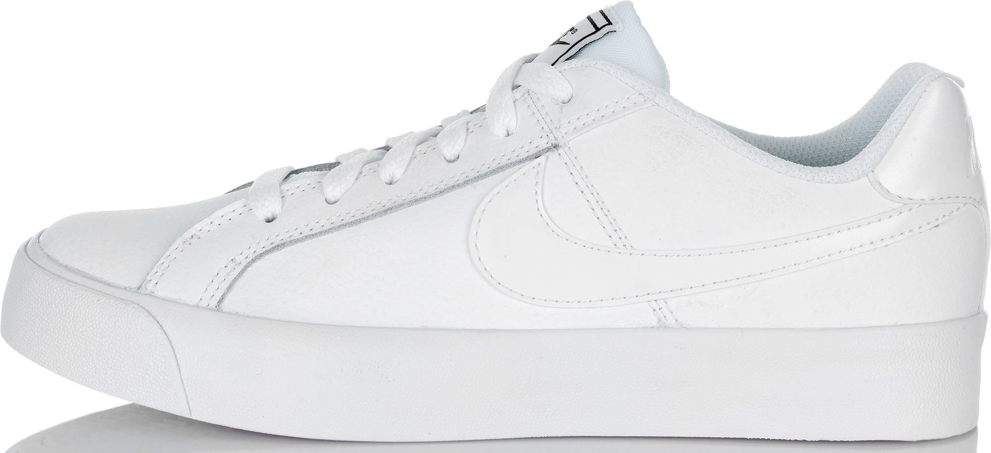 Nike Кроссовки женские Nike Court Royale AC, размер 39 кроссовки для тенниса мужские nike court lite цвет белый 845021 100 размер 10 5 43 5