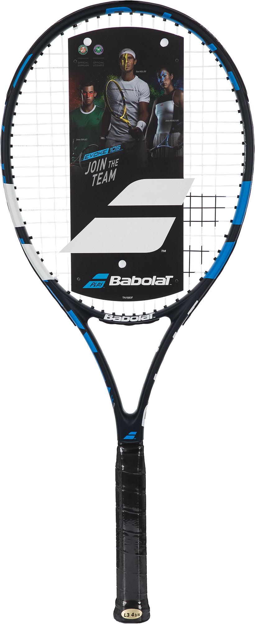 Babolat Ракетка для большого тенниса EVOKE 105 27