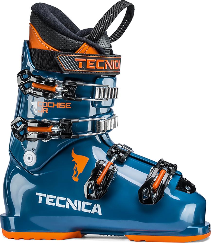 Tecnica 30132000-066 220 Ботинки горнолыжные детские COCHISE JR Kids Alpine Skis Boots синий р.220, размер 25 см