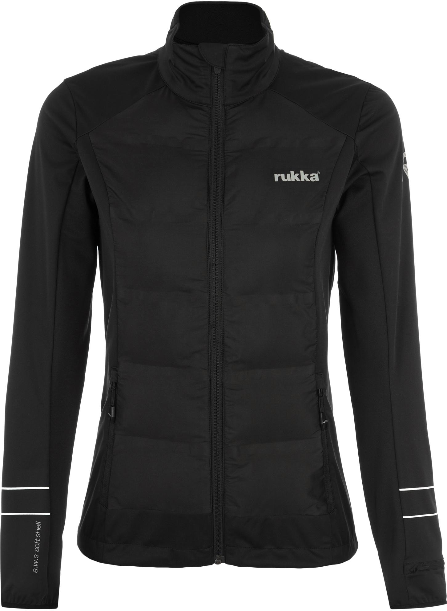 Rukka Куртка утепленная женская Rukka Ariela, размер 50