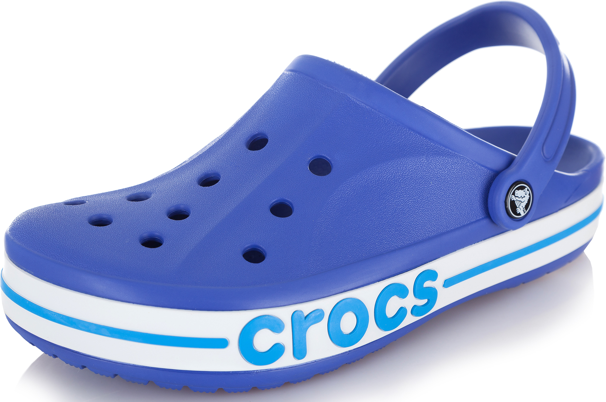 Crocs Шлепанцы Crocs Bayaband Clog crocs crocslights butterfly ps clog toddler little kid