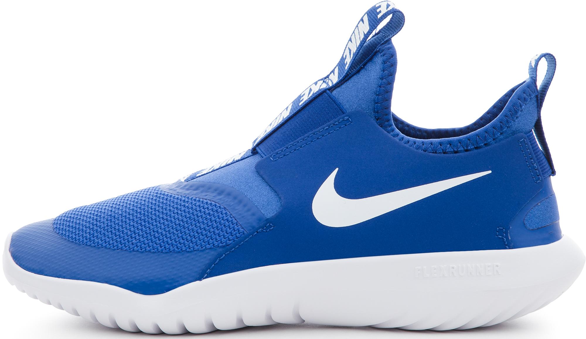 Nike Кроссовки для мальчиков Nike Flex Runner, размер 38 цена