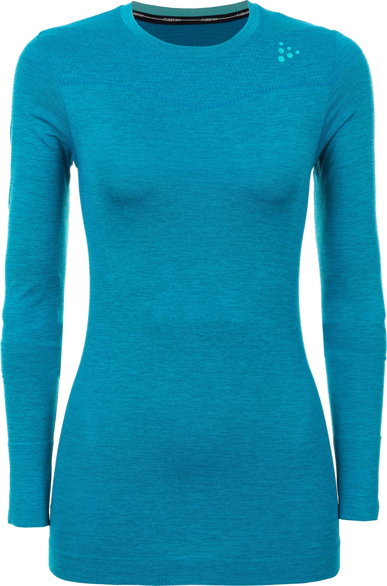 Craft Фуфайка женская Craft Fuseknit Comfort, размер 48-50 цены онлайн