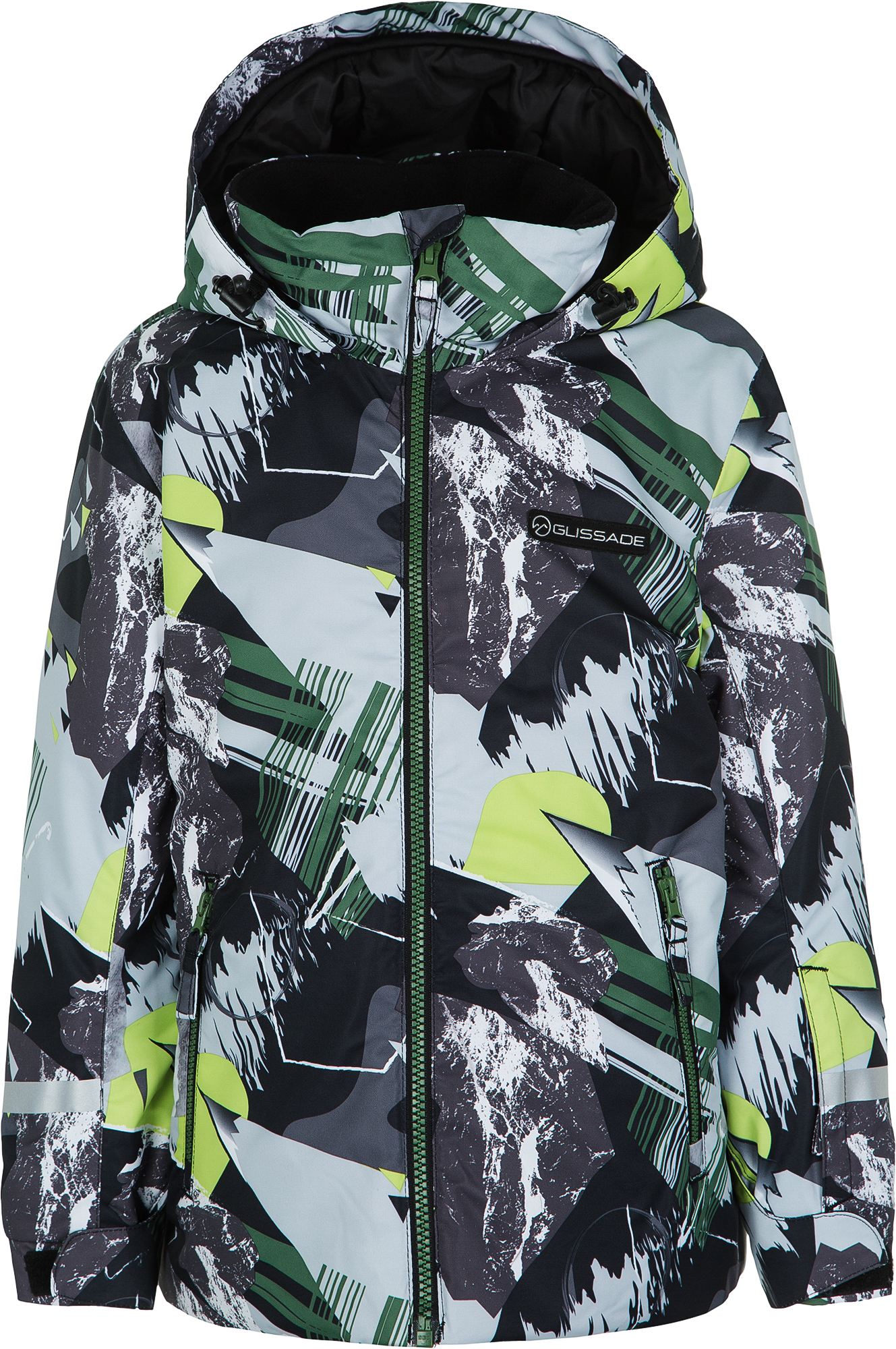 цены Glissade Куртка для мальчиков Glissade, размер 116