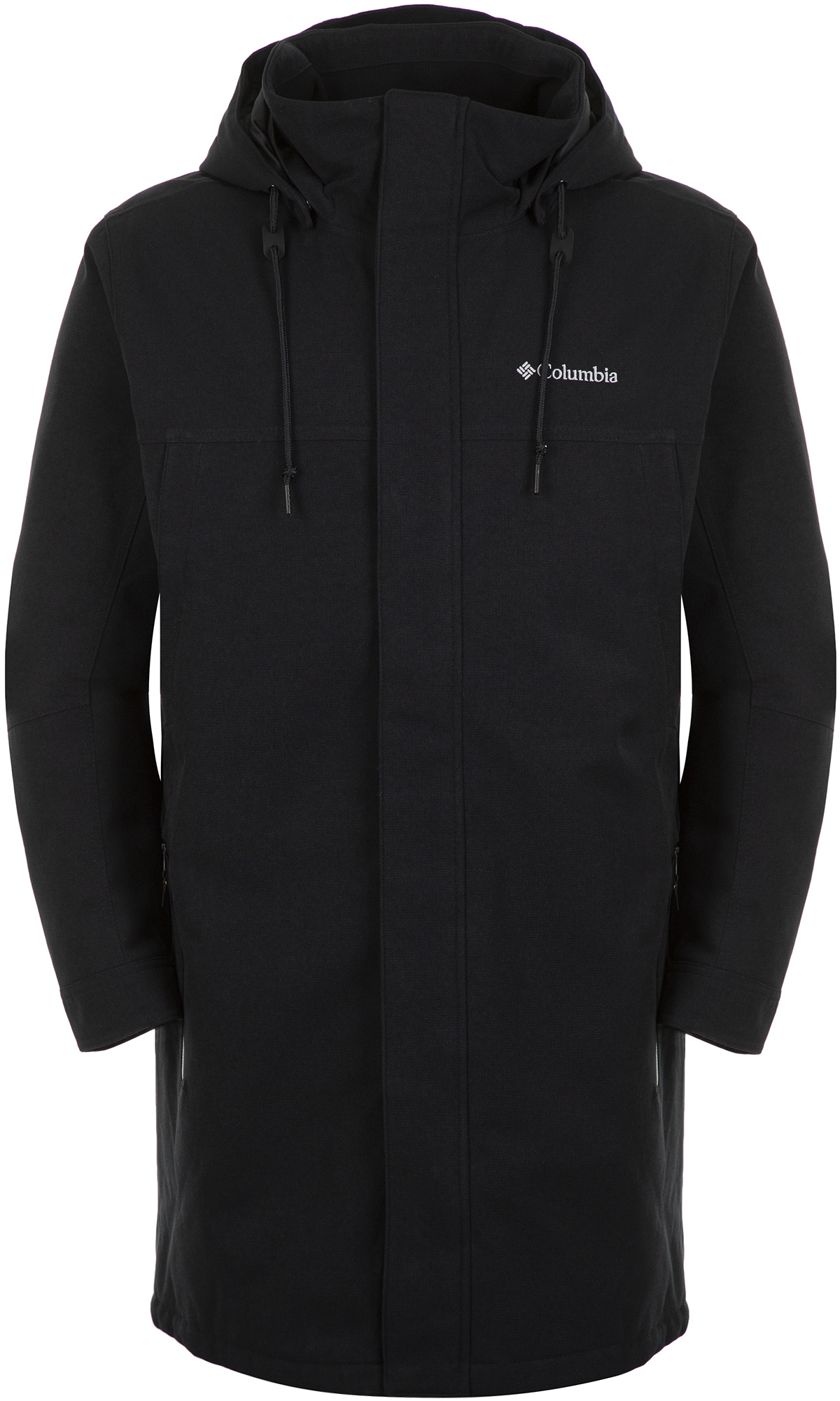 Columbia Куртка утепленная мужская Boundary Bay, размер 50-52