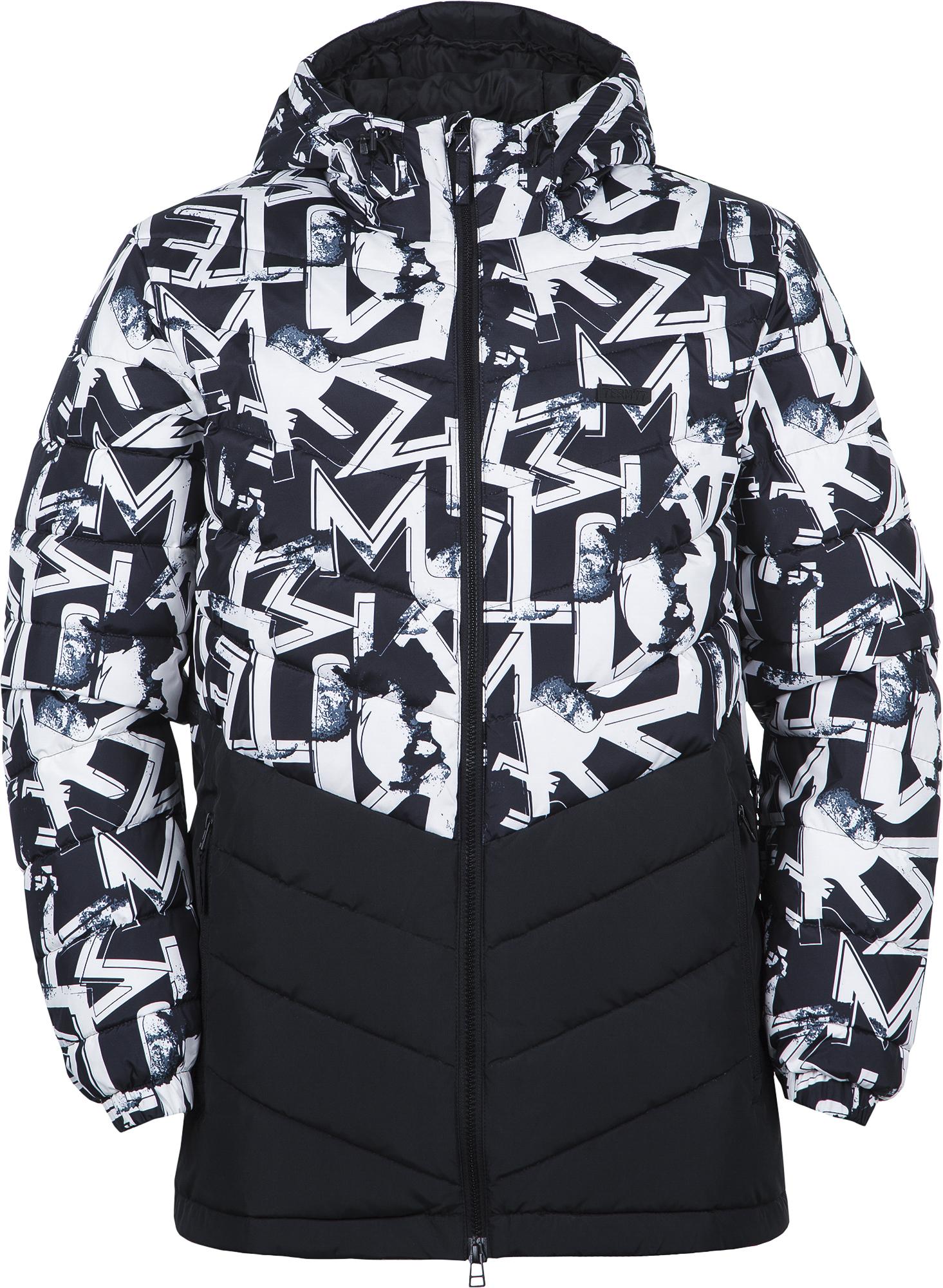 Termit Куртка пуховая мужская Termit, размер 50 куртка мужская варгградъ цвет оранжевый ja1000001000 размер l 50