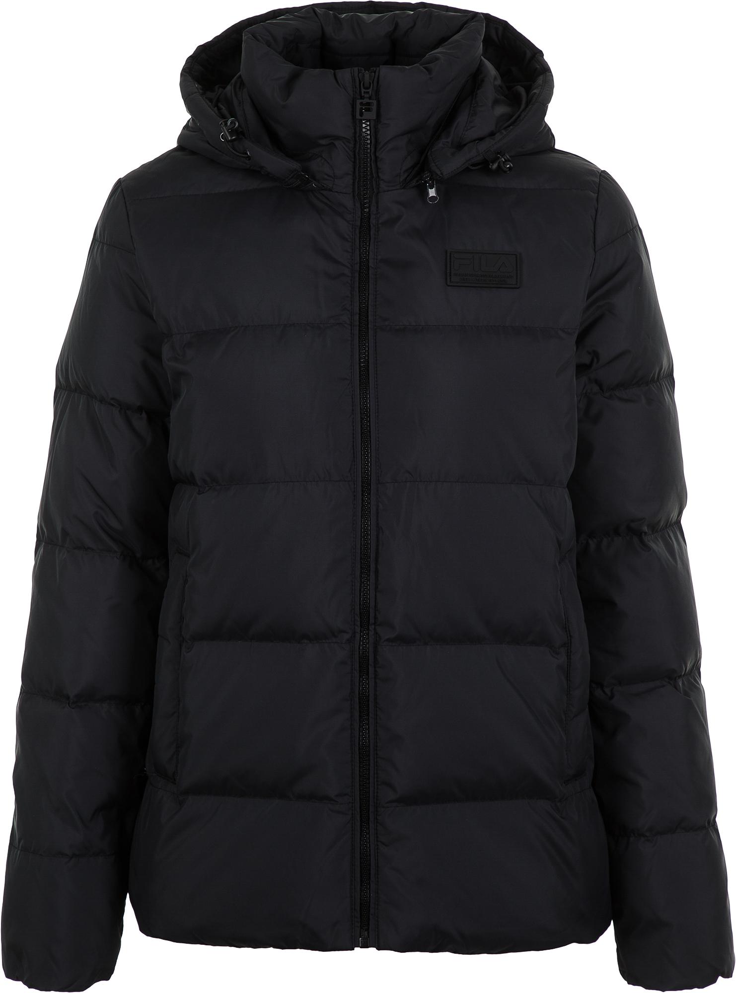 Фото - Fila Куртка пуховая женская Fila, размер 48 куртка женская trussardi цвет темно синий 36s00158 blue night размер l 46 48