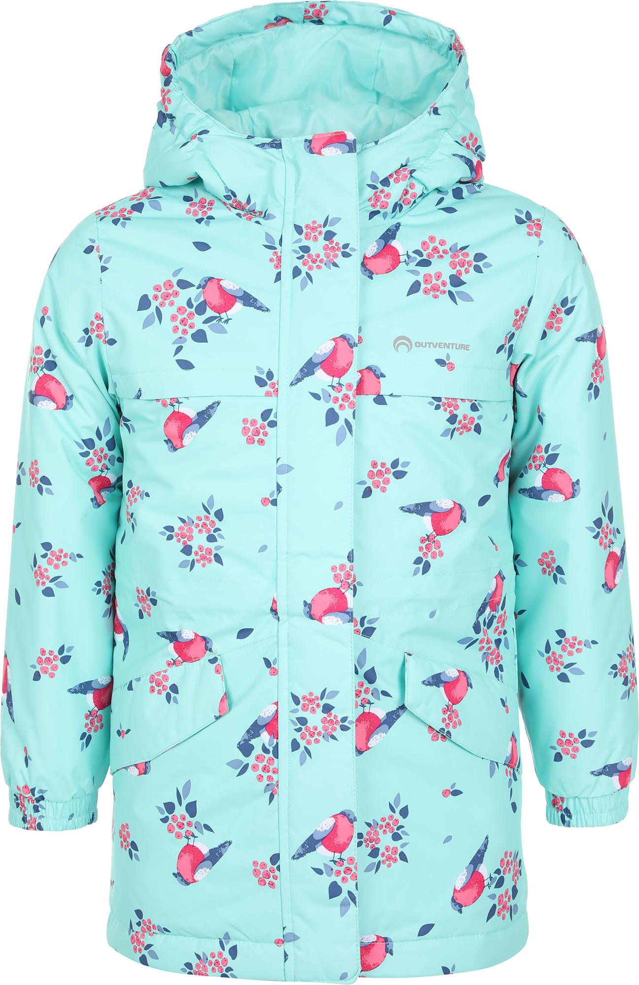 Фото - Outventure Куртка утепленная для девочек Outventure, размер 122 outventure куртка утепленная для девочек outventure размер 134
