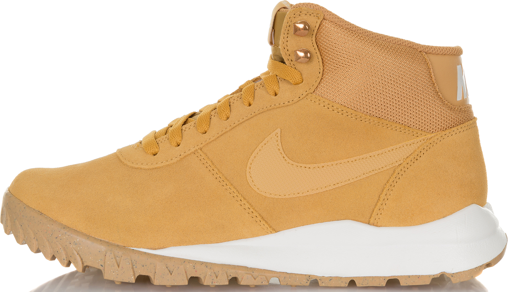 Nike Кроссовки утепленные мужские Nike Hoodland Suede, размер 45 кроссовки для тенниса мужские nike court lite цвет белый 845021 100 размер 10 5 43 5