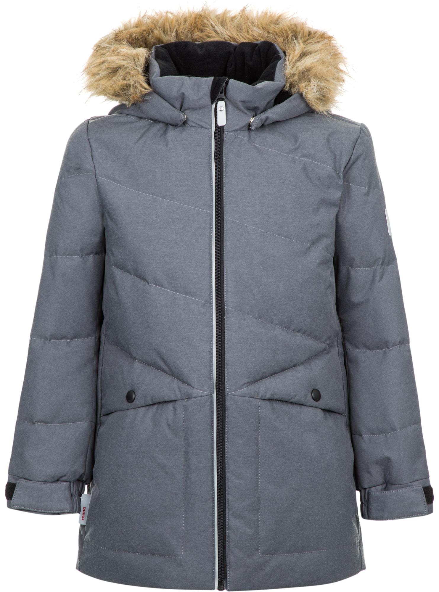 Reima Куртка пуховая для мальчиков Reima Jussi, размер 146 цена