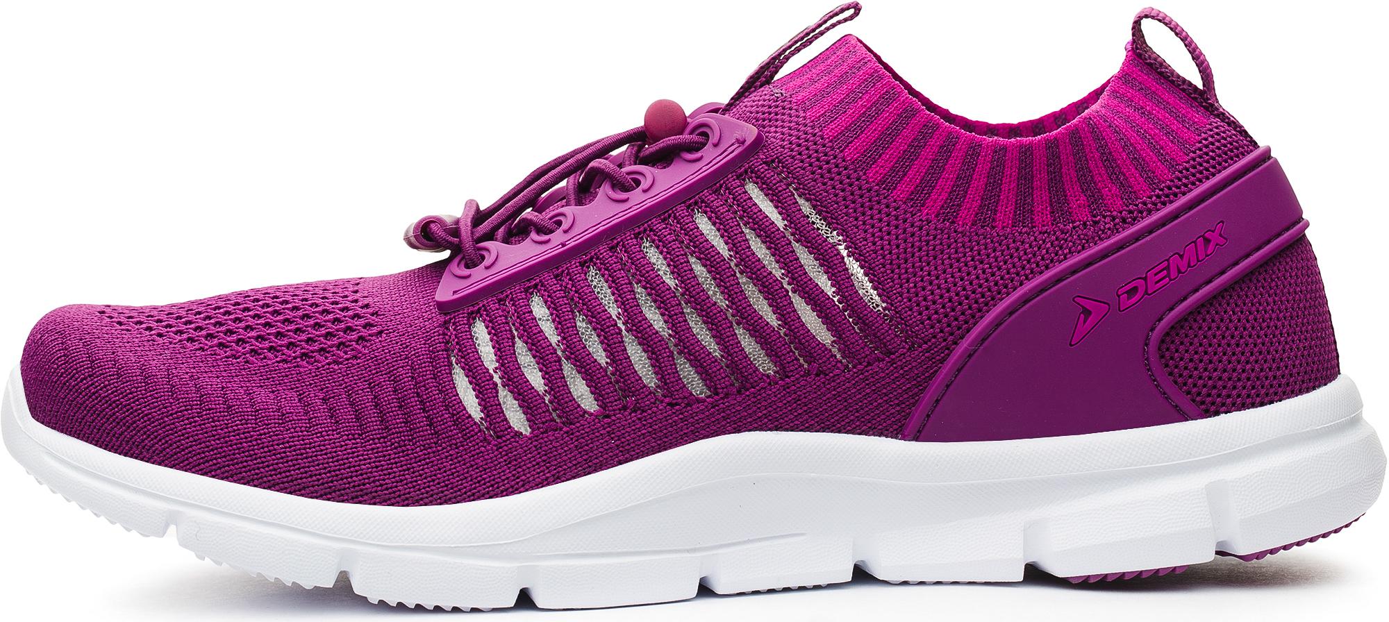 цена Demix Кроссовки для девочек Demix Pull, размер 38 онлайн в 2017 году