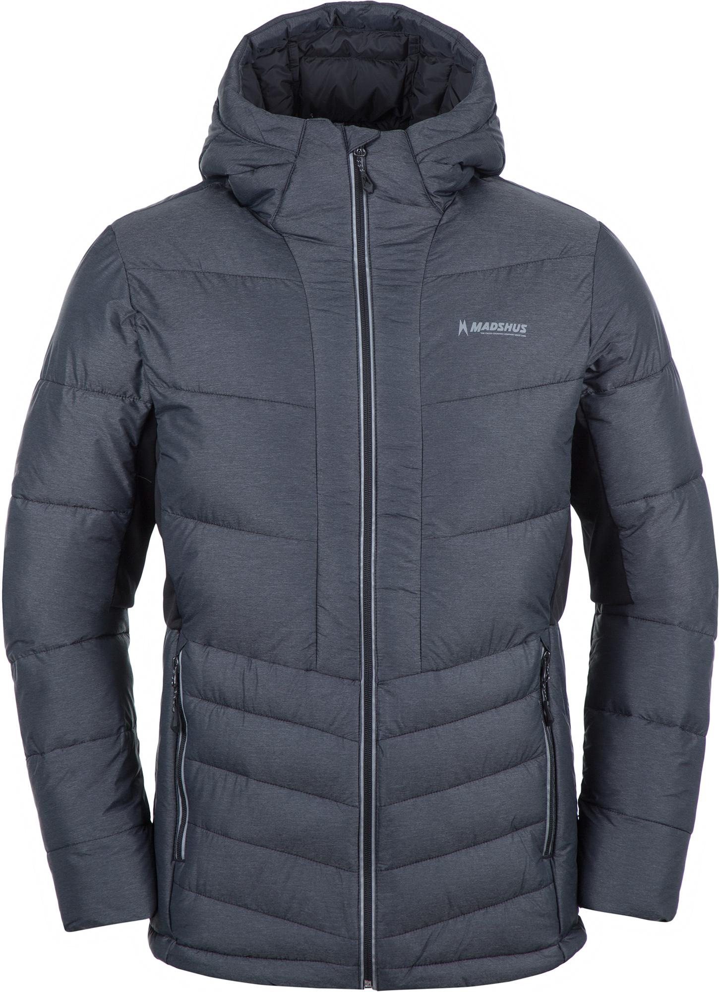 Madshus Куртка утепленная мужская Madshus, размер 56 madshus ботинки для беговых лыж madshus ct 90 размер 43