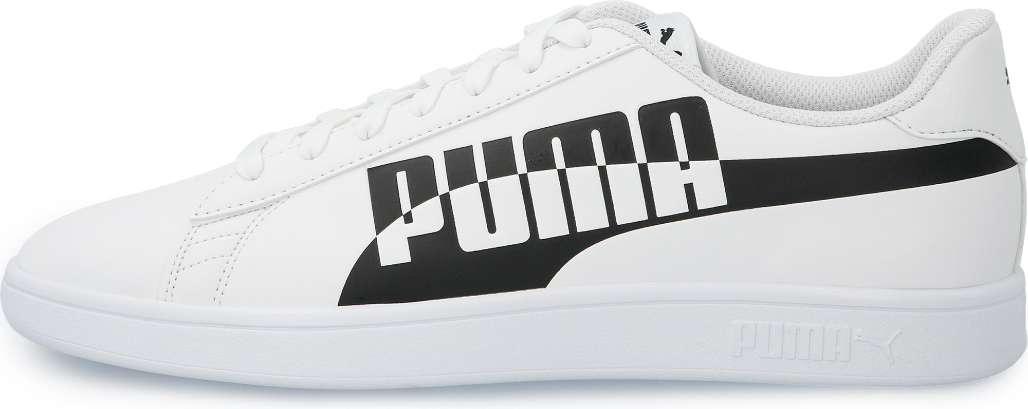 Puma Кеды мужские Puma Smash V2, размер 43.5 кеды puma puma pu053auutp20