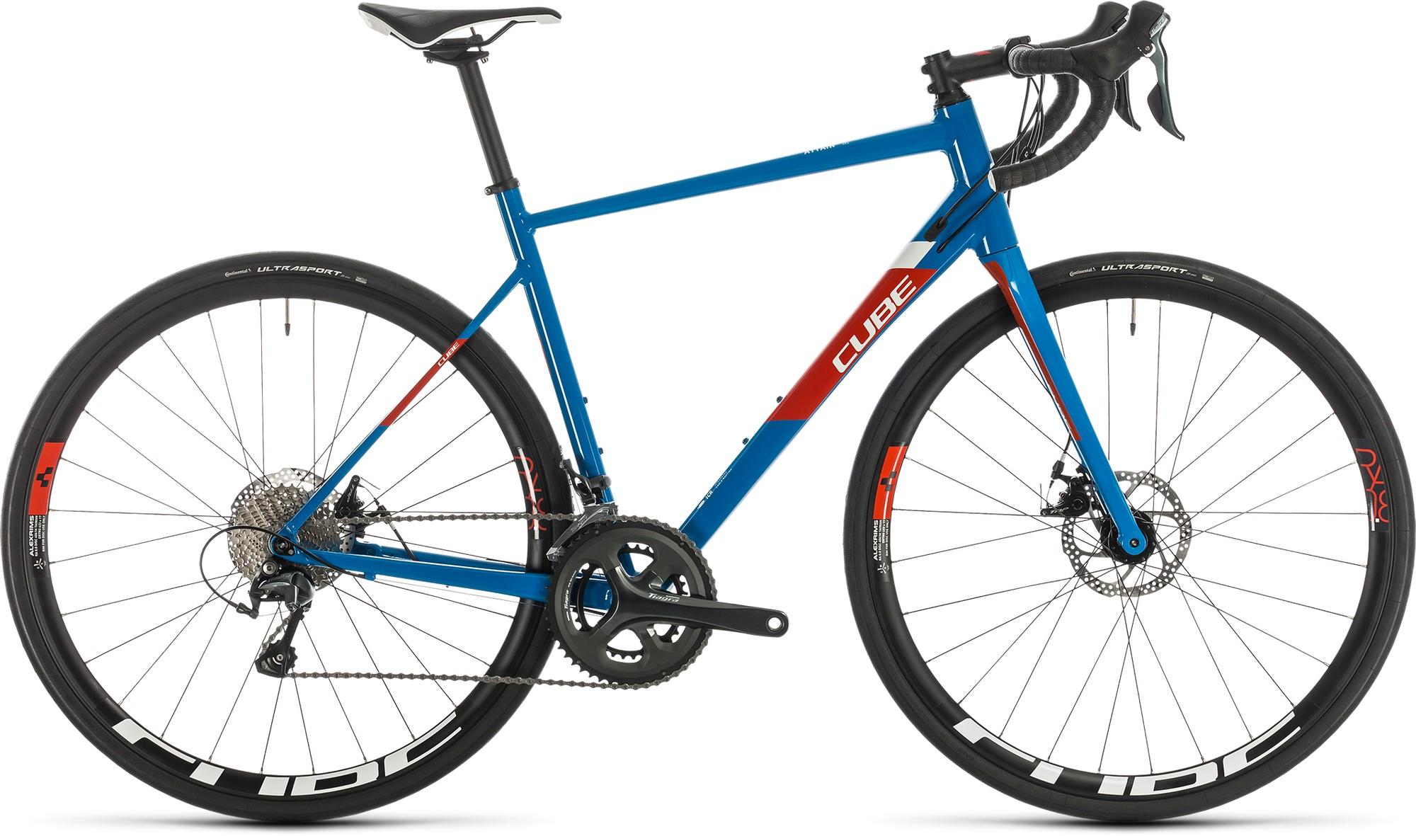 цена на Cube Велосипед шоссейный CUBE Attain Race