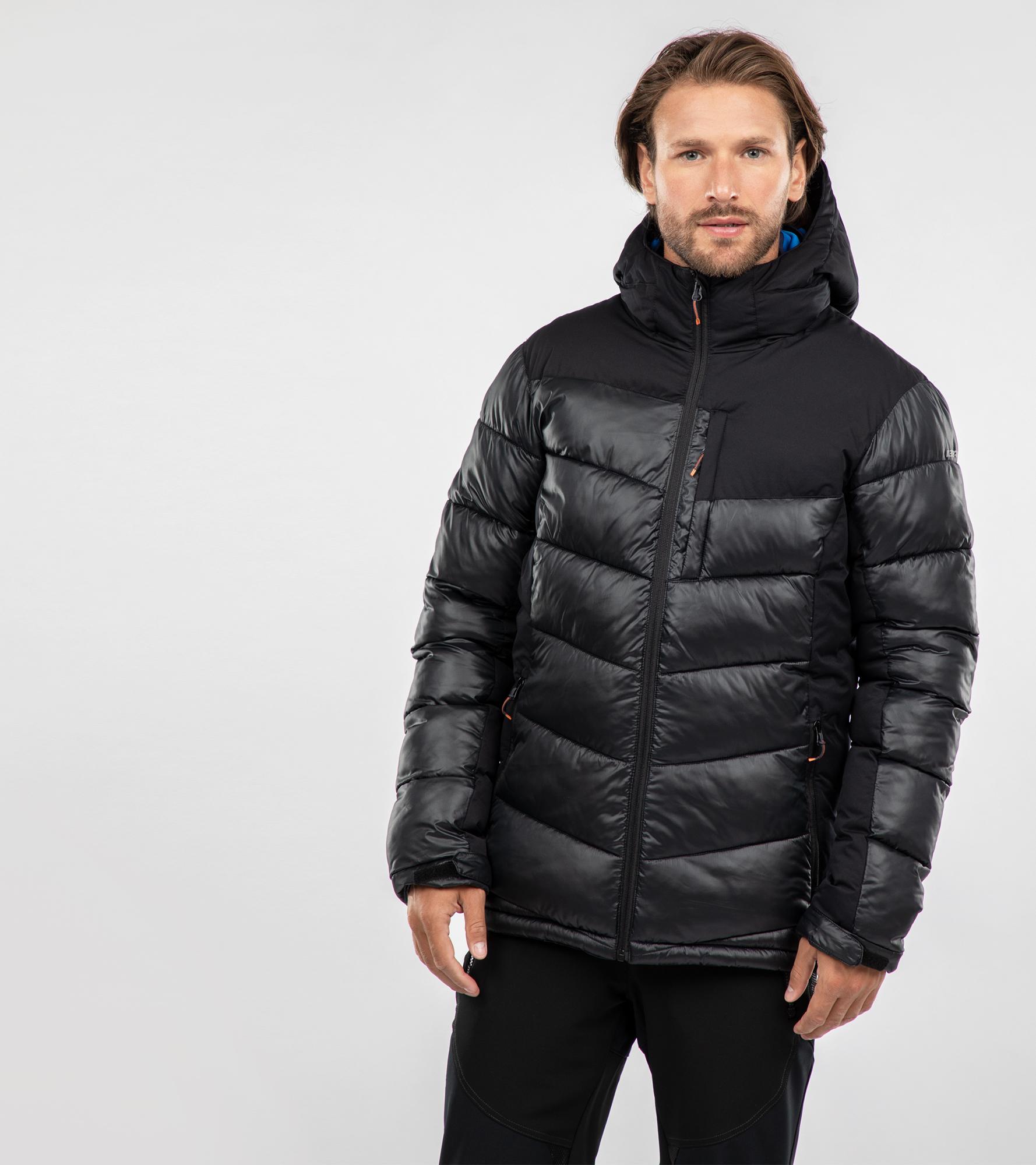 IcePeak Куртка утепленная мужская IcePeak Pierron, размер 48 цена 2017