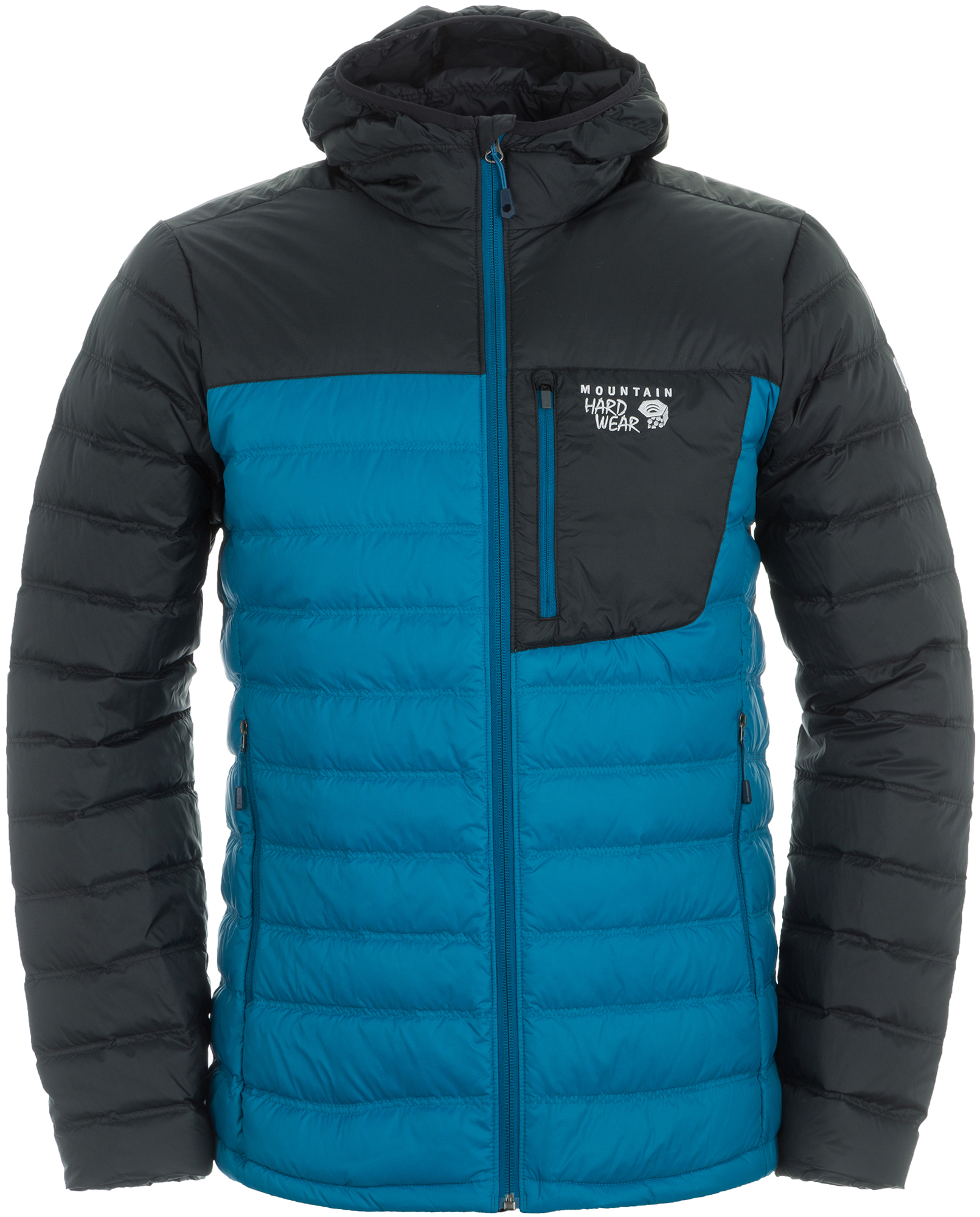 Mountain Hardwear Куртка пуховая мужская Mountain Hardwear Dynotherm, размер 54 r mountain