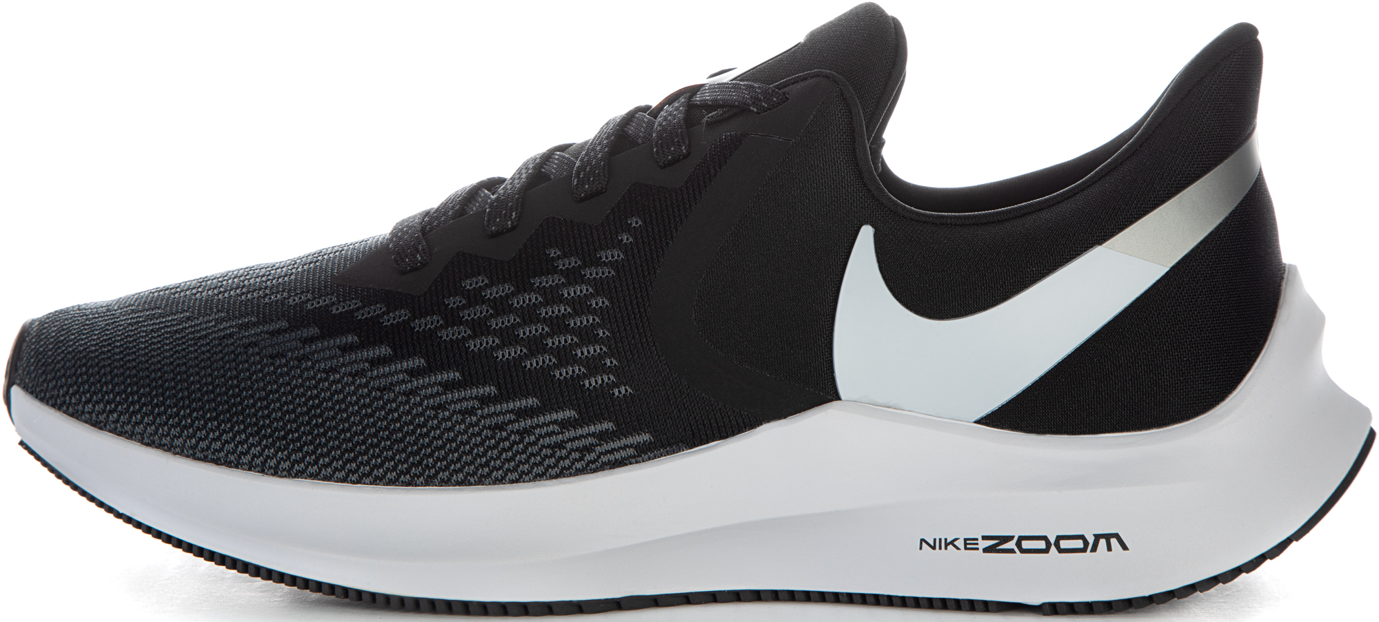 Nike Кроссовки женские Nike Air Zoom Winflo, размер 39 nike кроссовки женские nike zoom cage 3 размер 41