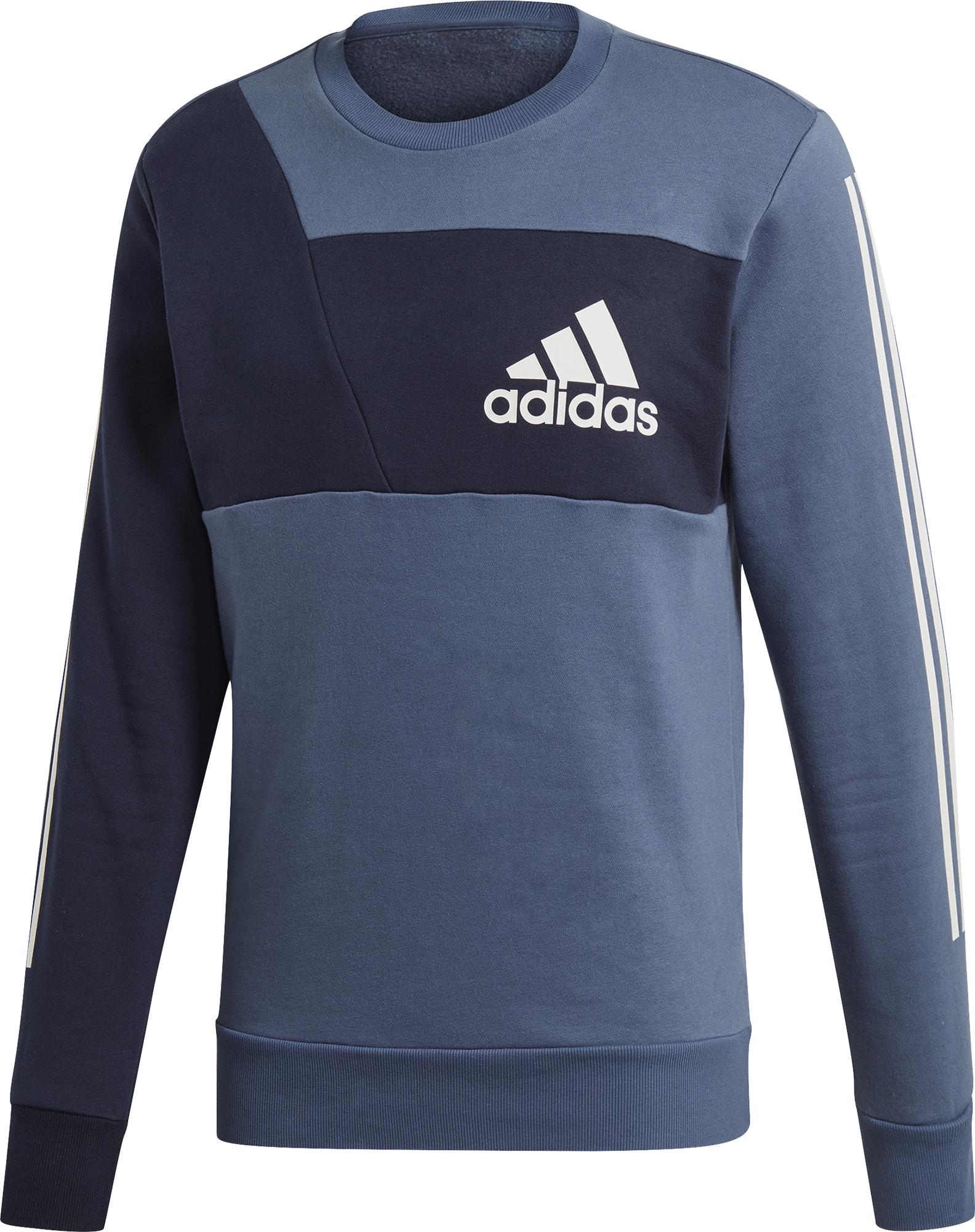 Adidas Свитшот мужской Sport ID Crew, размер 54