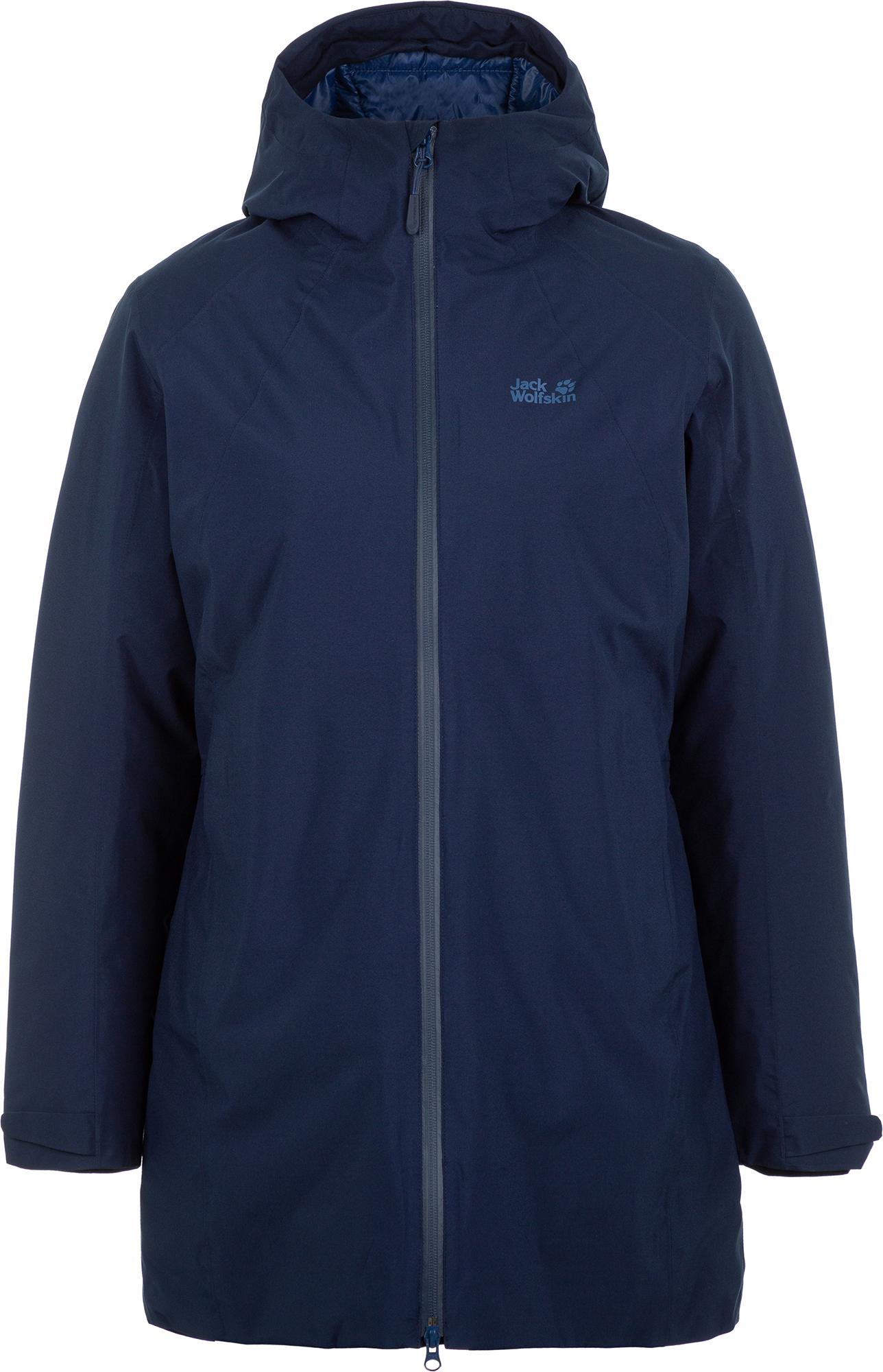 Jack Wolfskin Куртка утепленная женская Jack Wolfskin Astana, размер 50 цена и фото