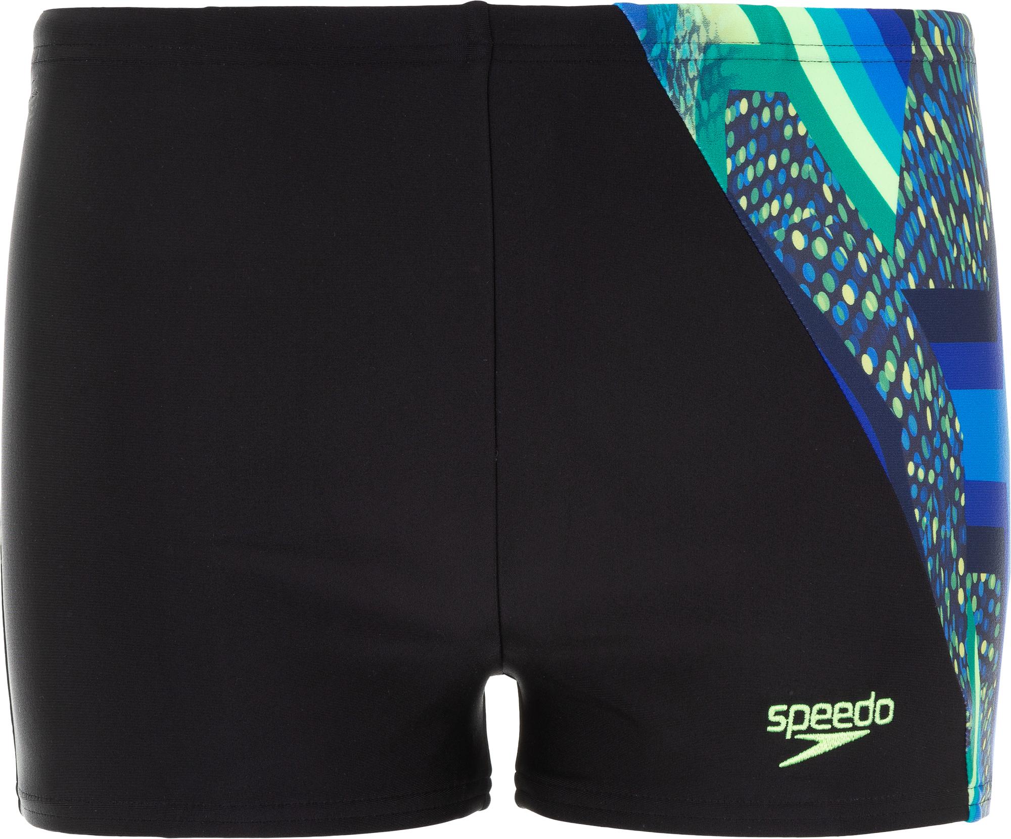Speedo Плавки-шорты для мальчиков Speedo Digital Pnl, размер 164 цена