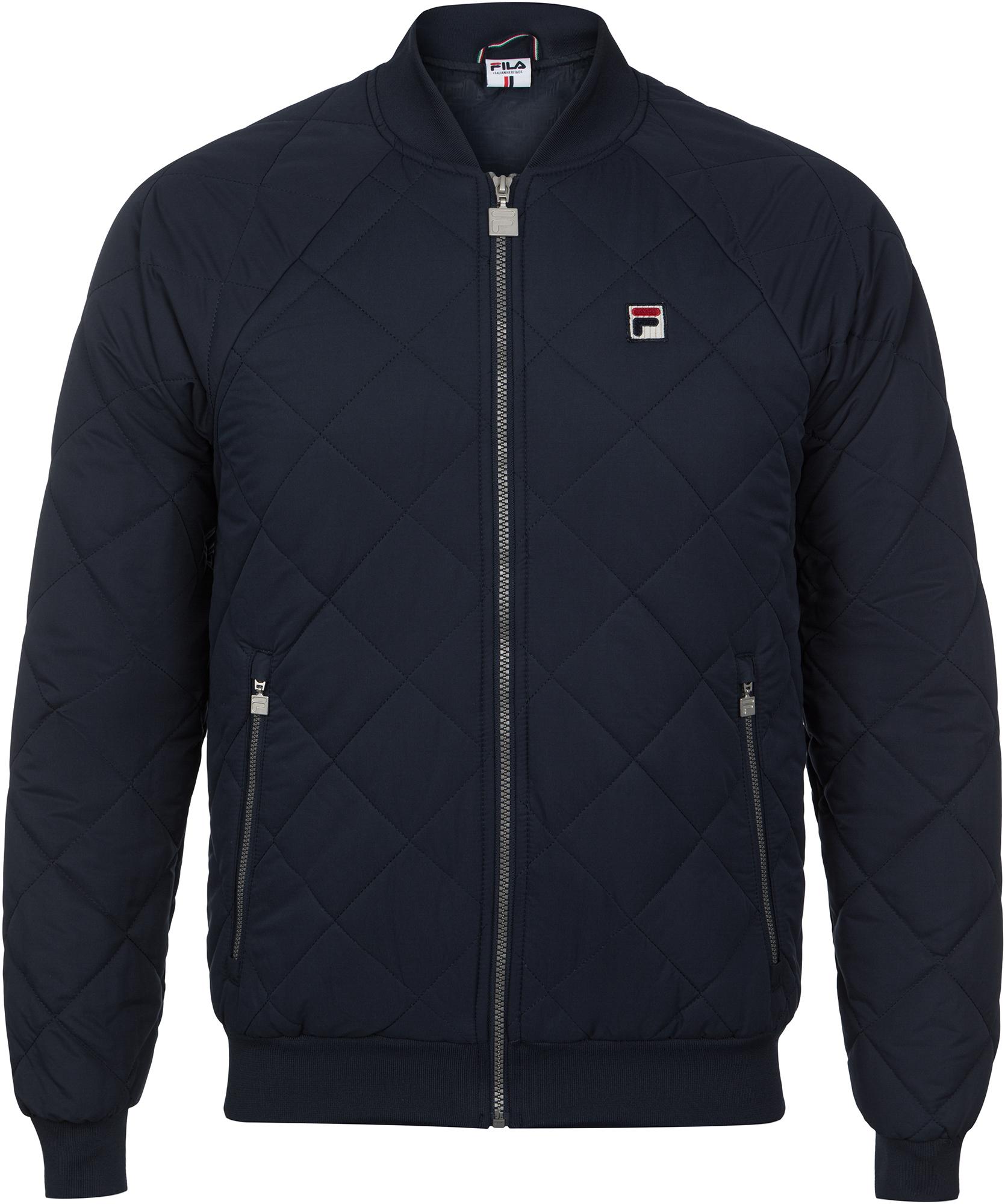 цена Fila Куртка утепленная мужская Fila, размер 54 онлайн в 2017 году