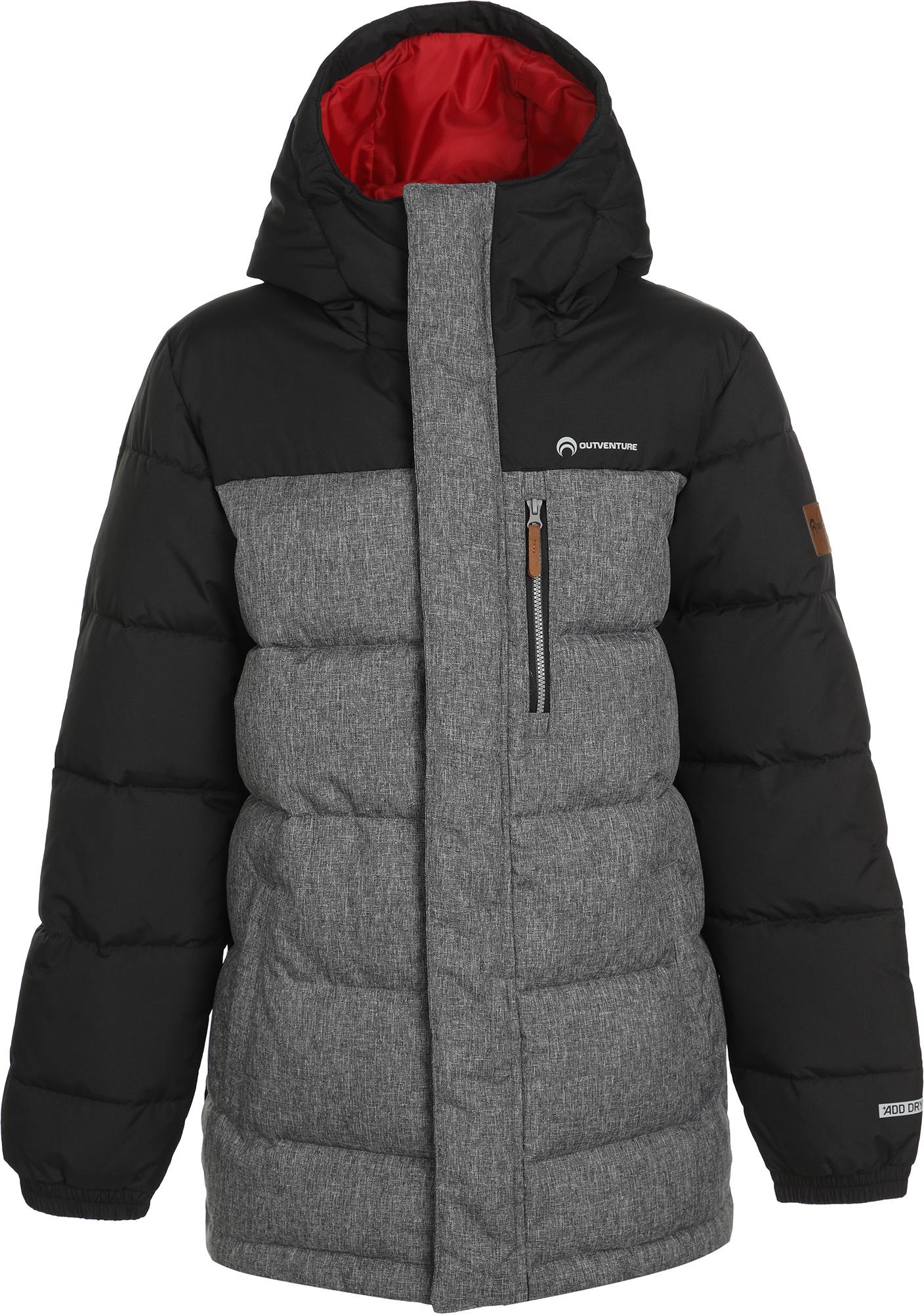 Outventure Куртка утепленная для мальчиков Outventure, размер 134