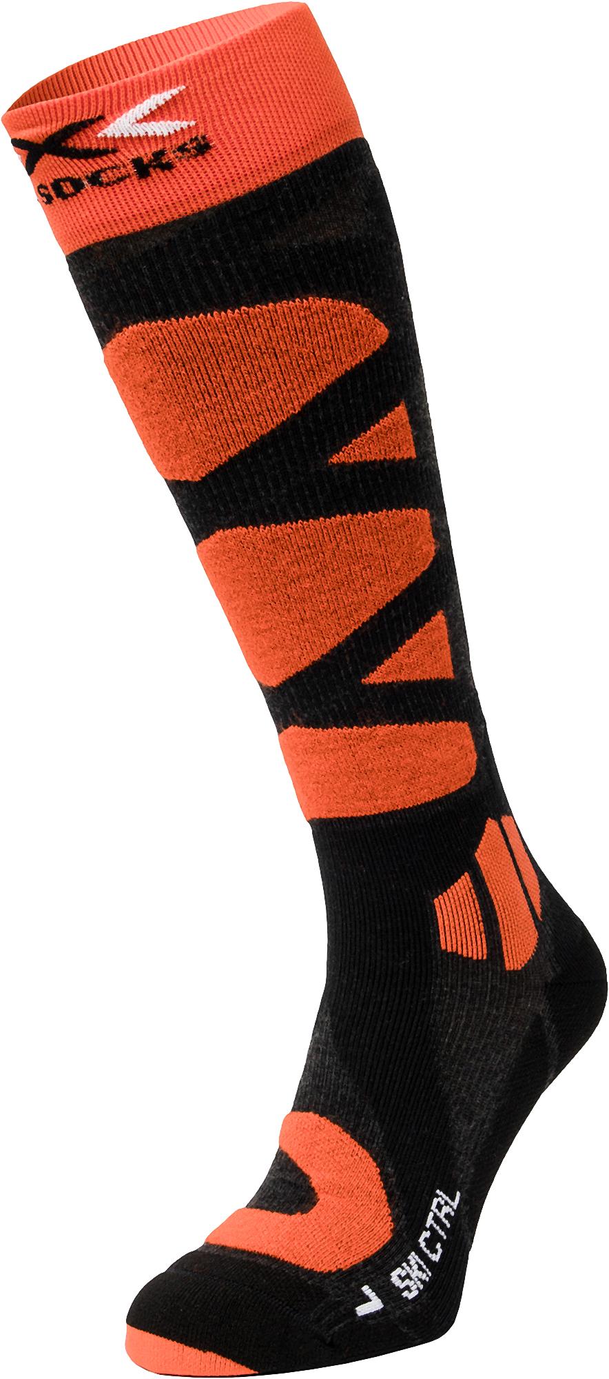цена на X-Socks Носки X-Socks Ski Control 4.0, 1 пара, размер 45-47