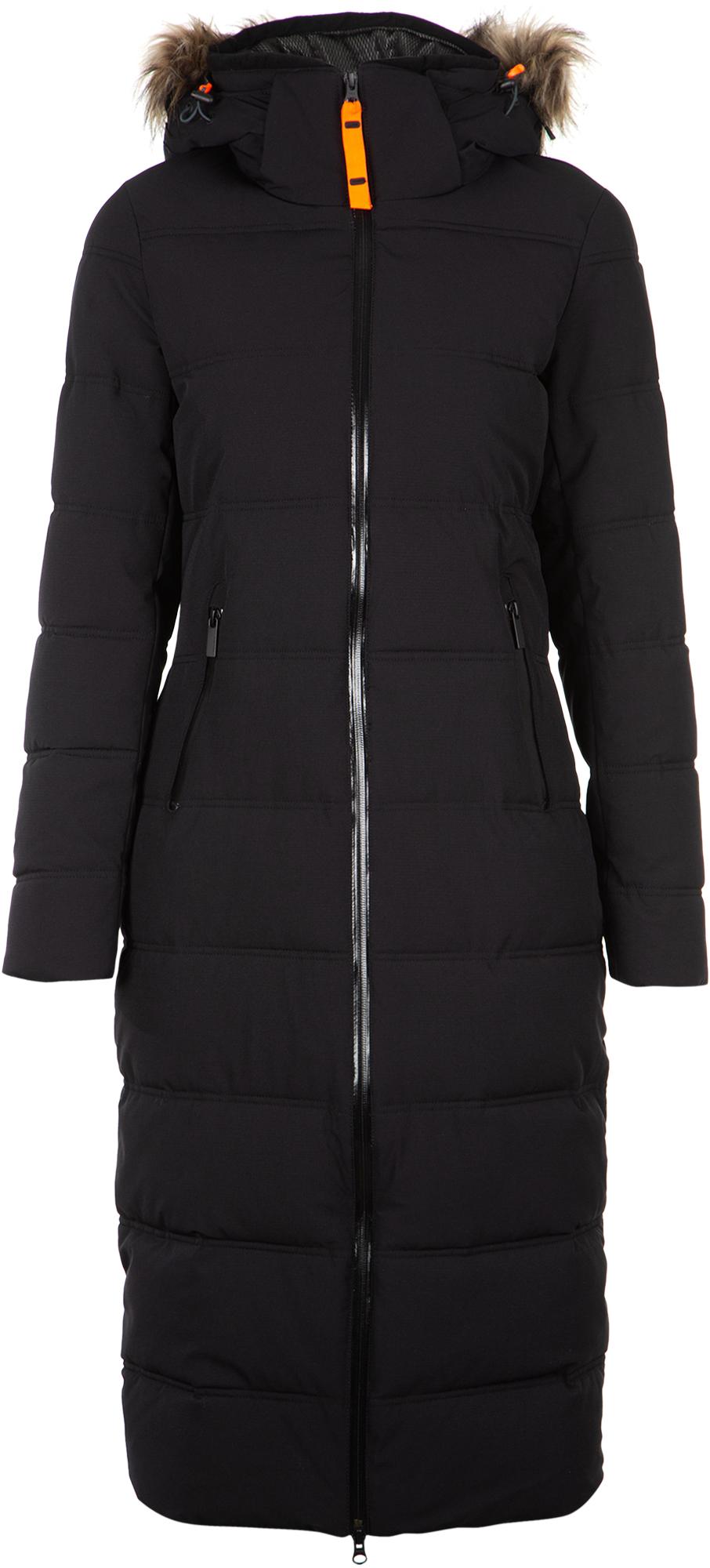 IcePeak Полупальто женское IcePeak Brilon, размер 46 женское шерстяное пальто